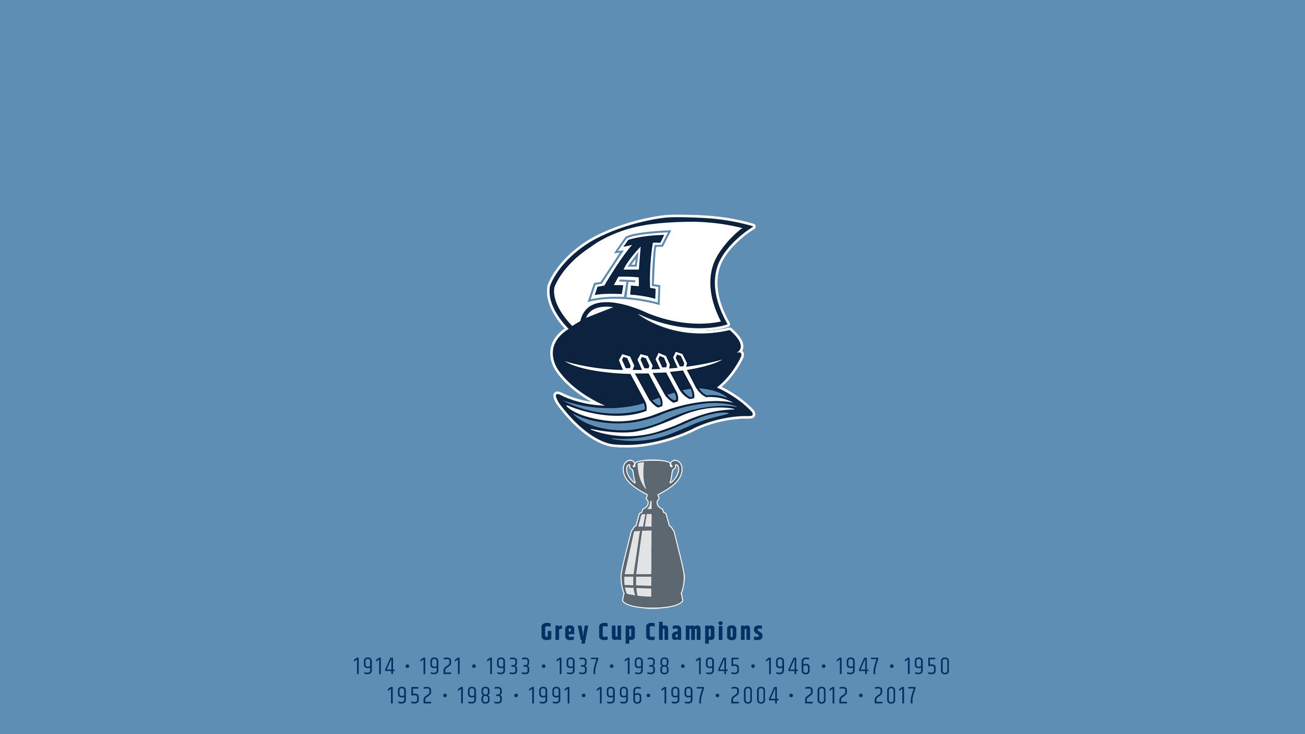 Toronto Argonauts - CFL Champs