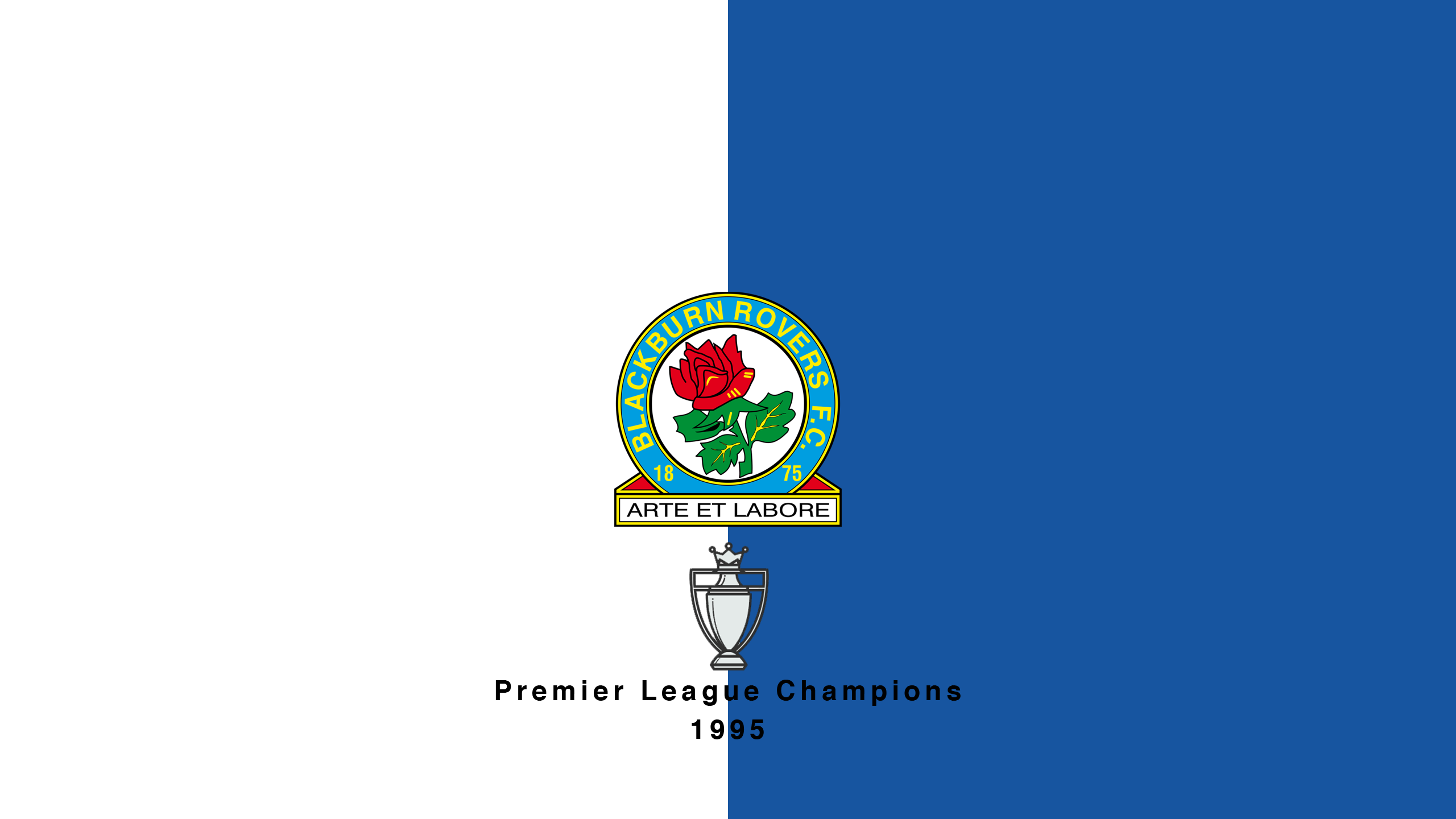 Blackburn Rovers FC - EPL Champs