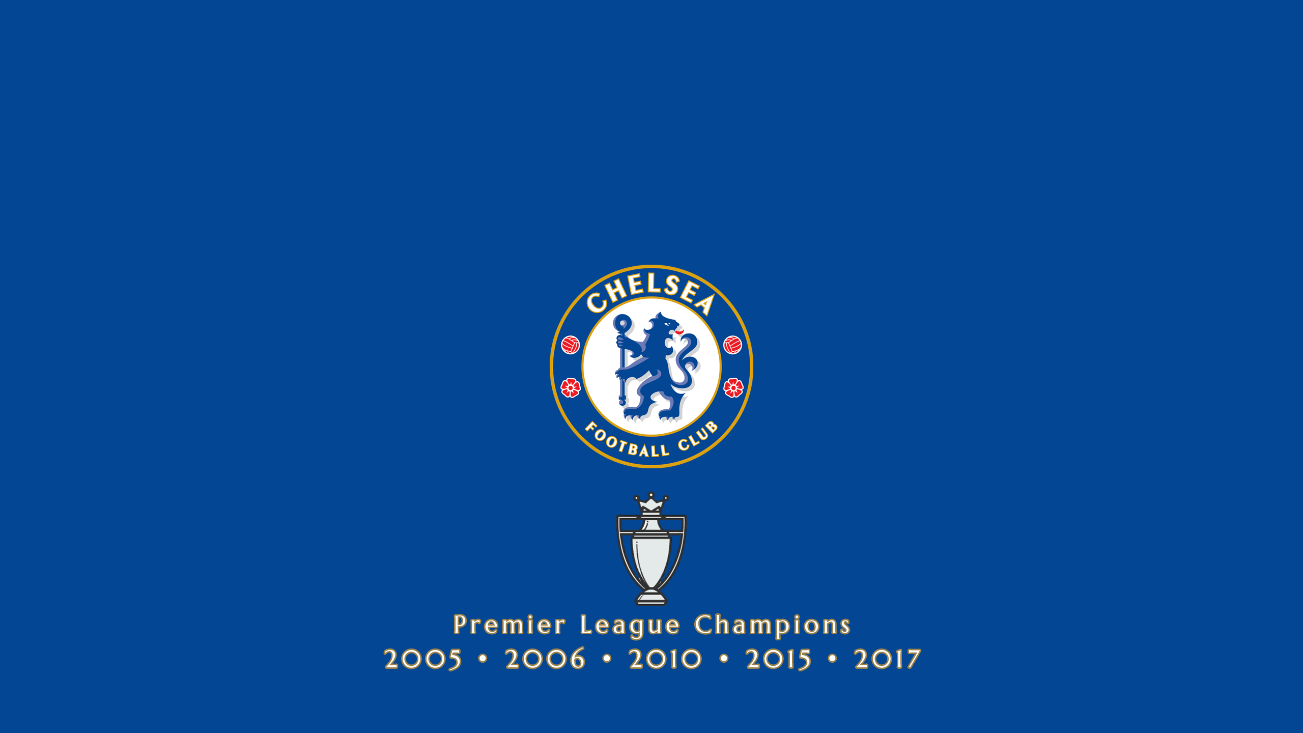 Chelsea FC - EPL Champs