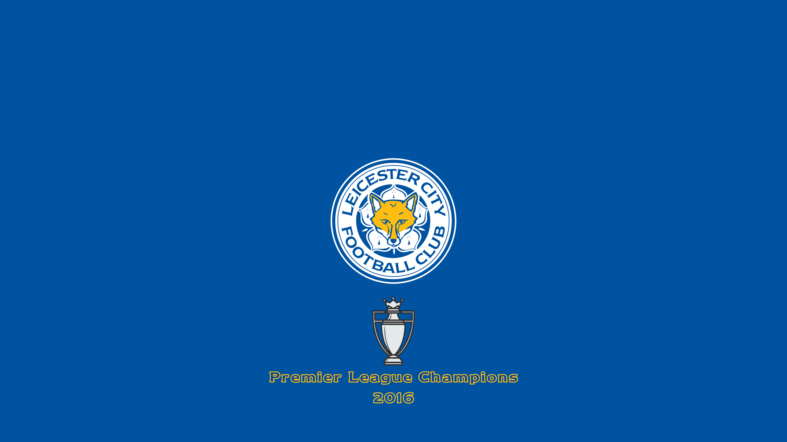 Leicester City FC - EPL Champs