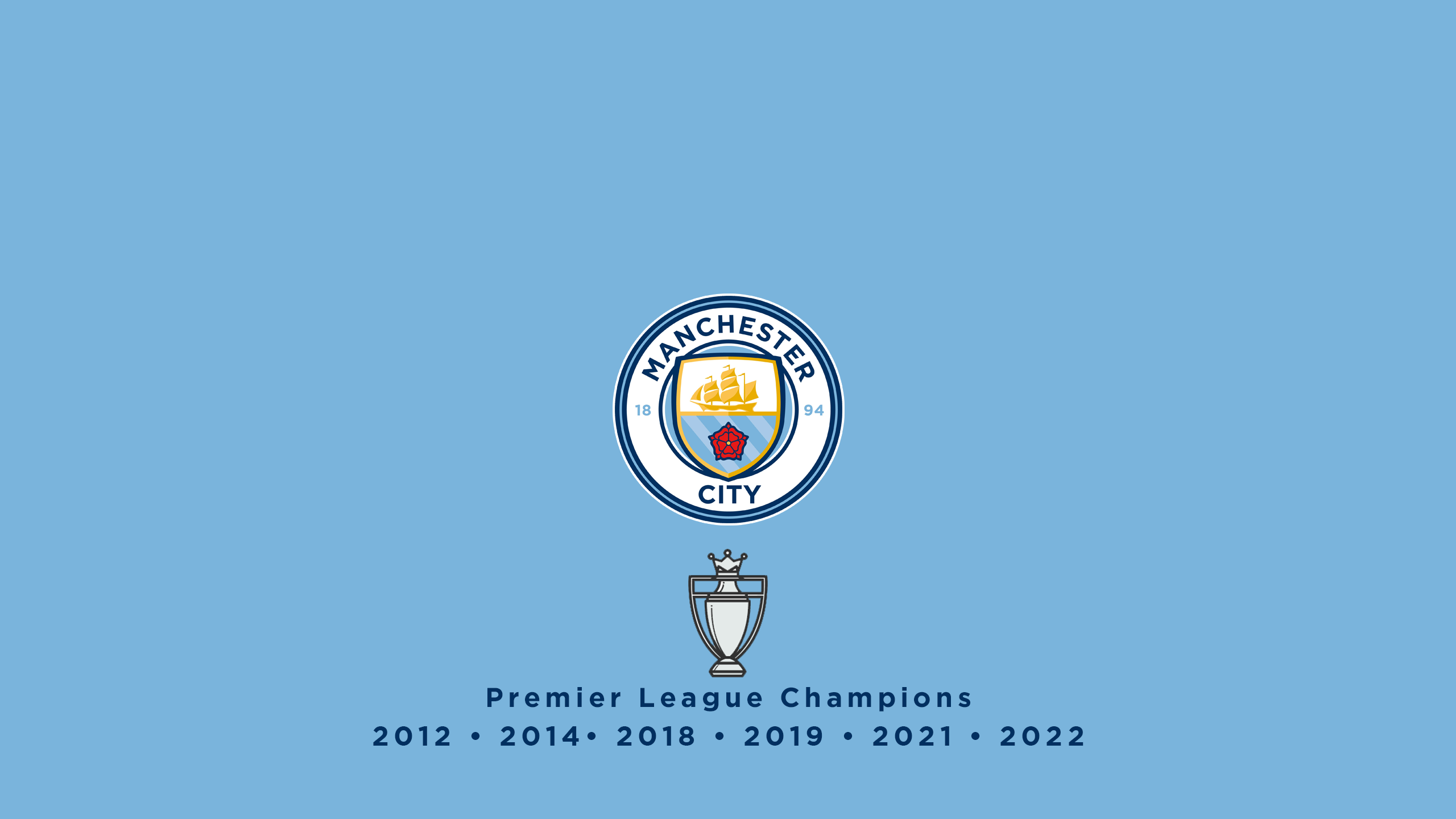 Manchester City FC - EPL Champs
