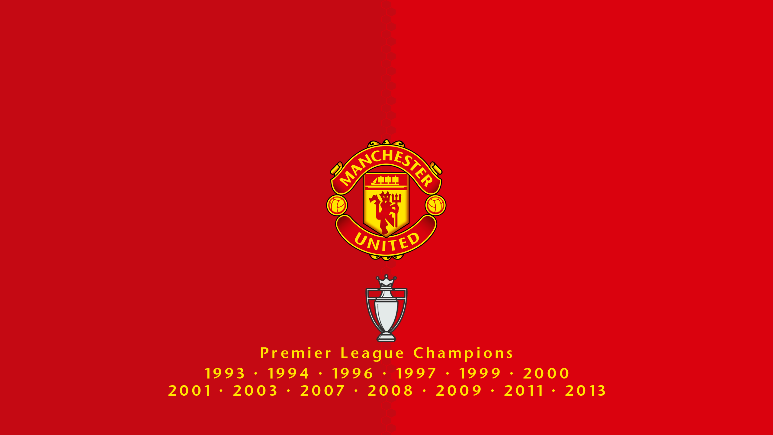 Manchester United FC - EPL Champs