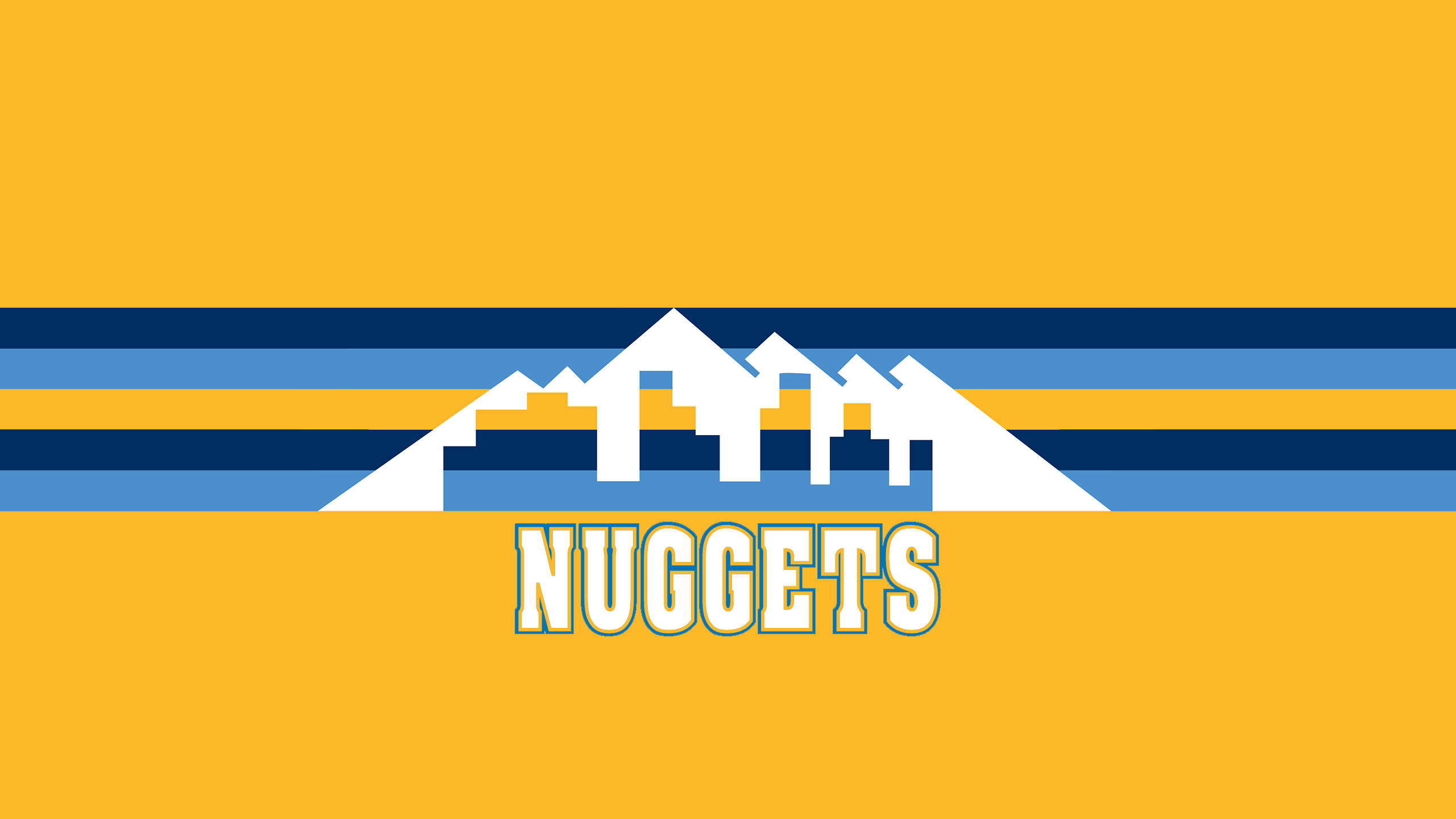 Denver Nuggets (Alt Uniform)