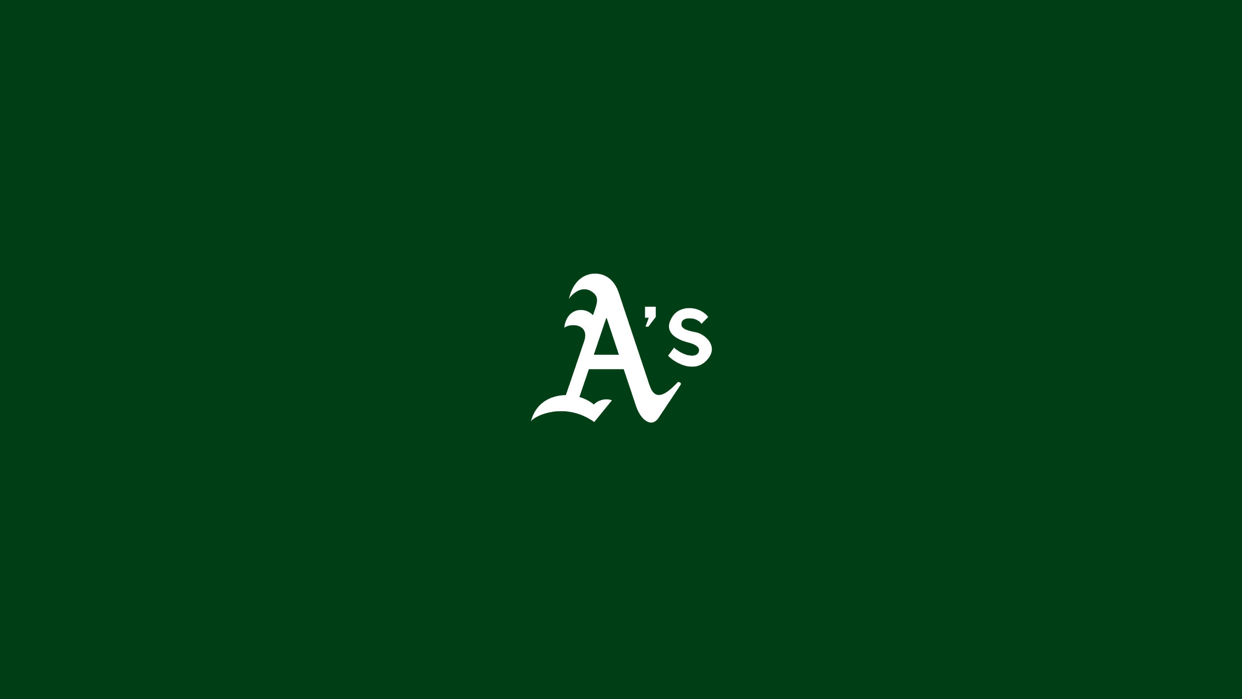 Oakland Athletics (Cap Logo)