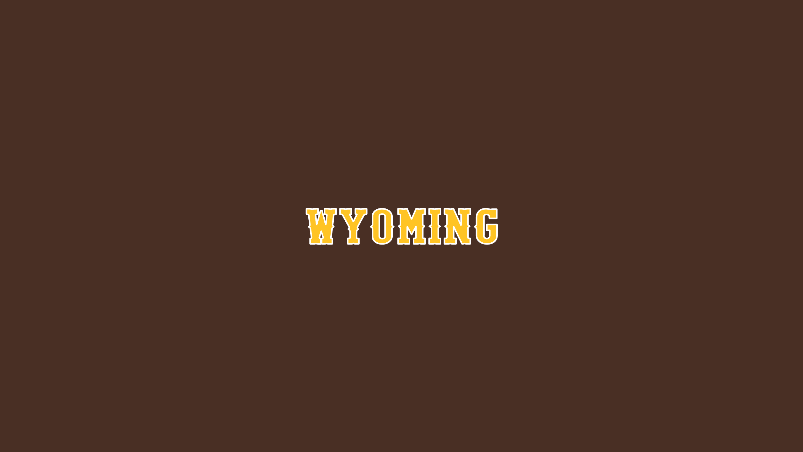 University of Wyoming Cowboys (Away)