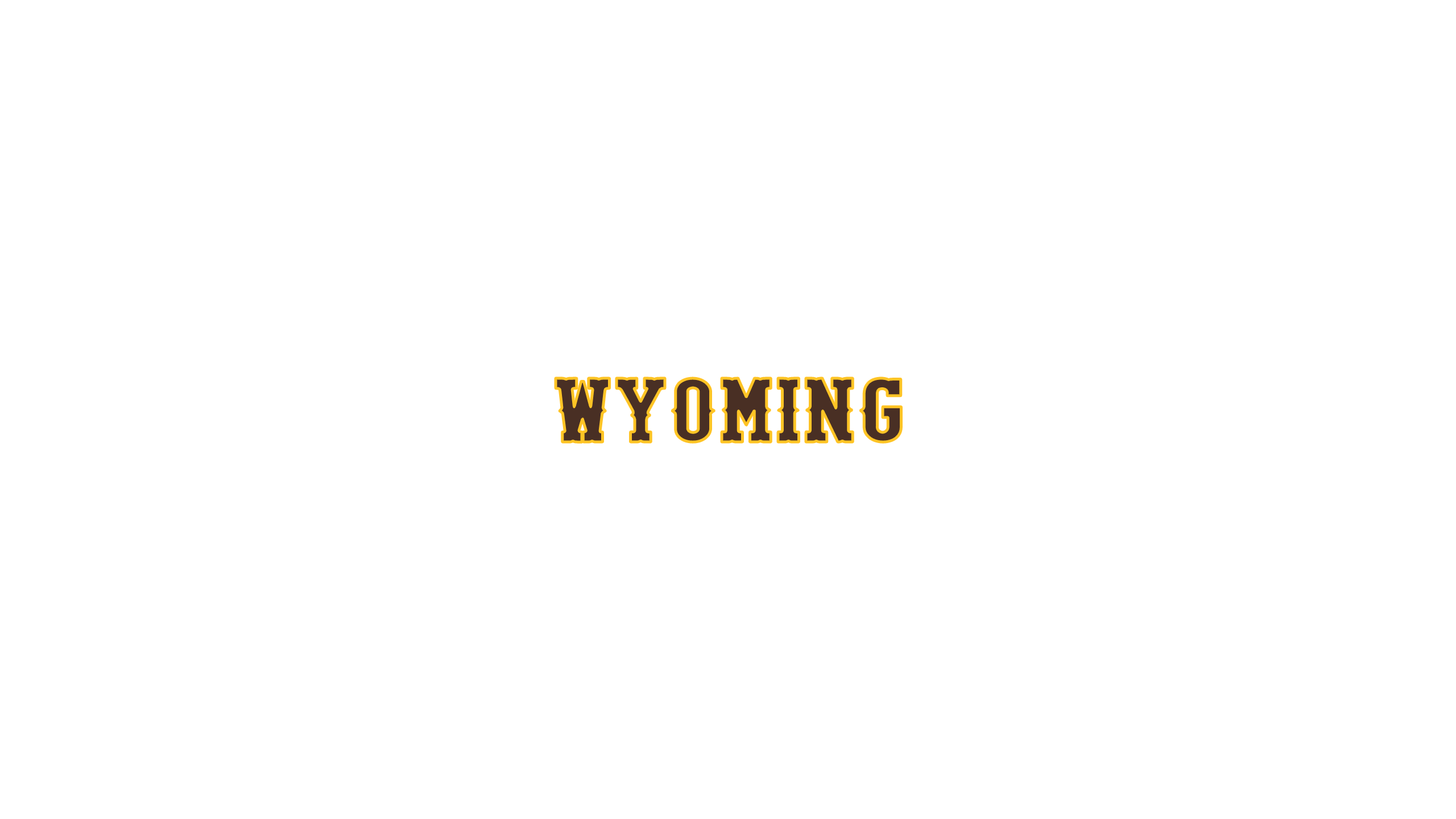 University of Wyoming Cowboys (Home)