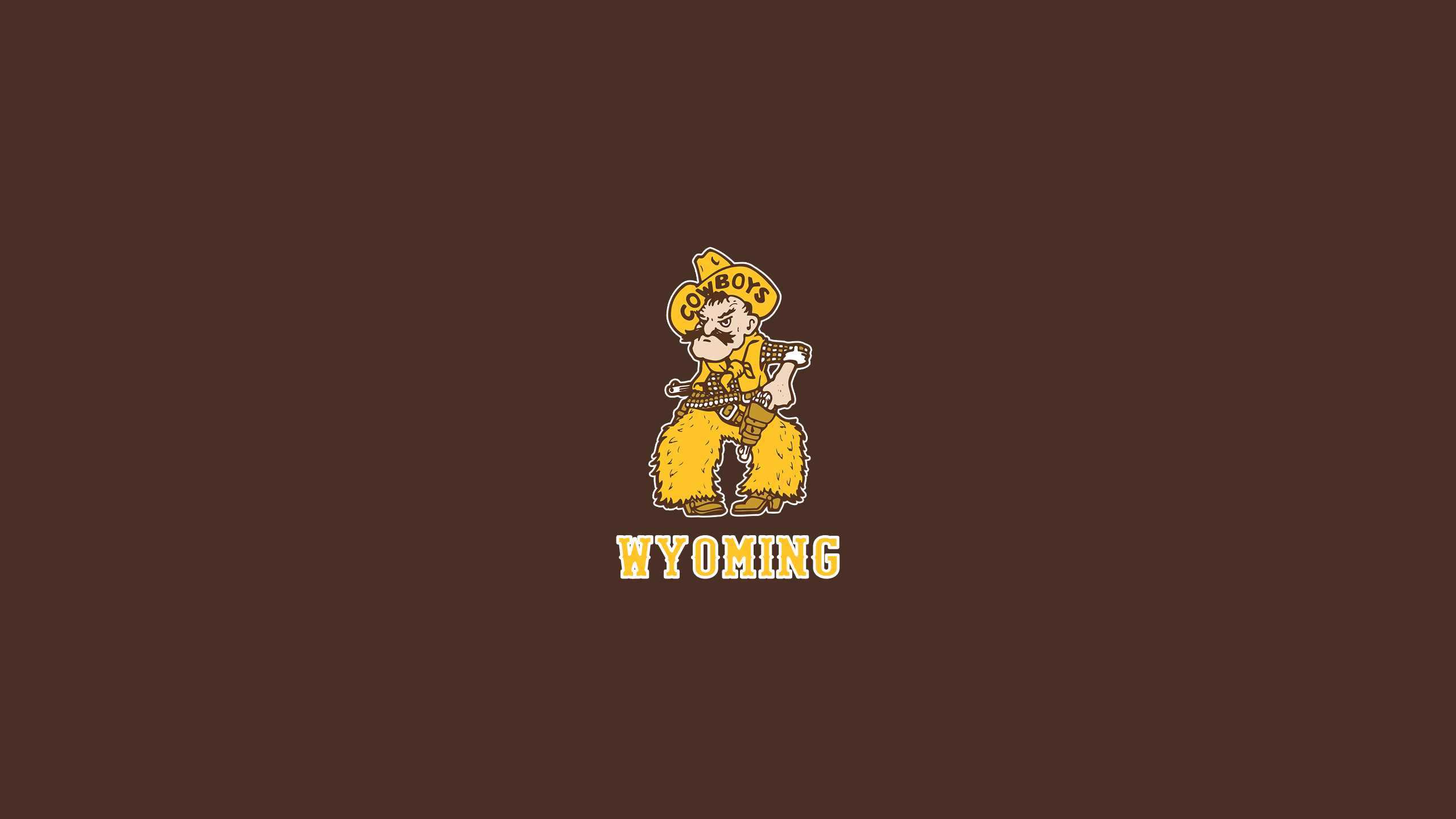 University of Wyoming Cowboys (Pistol Pete)