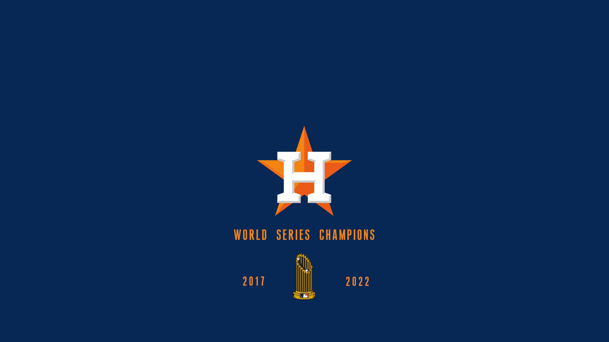 Houston Astros - World Series Champs