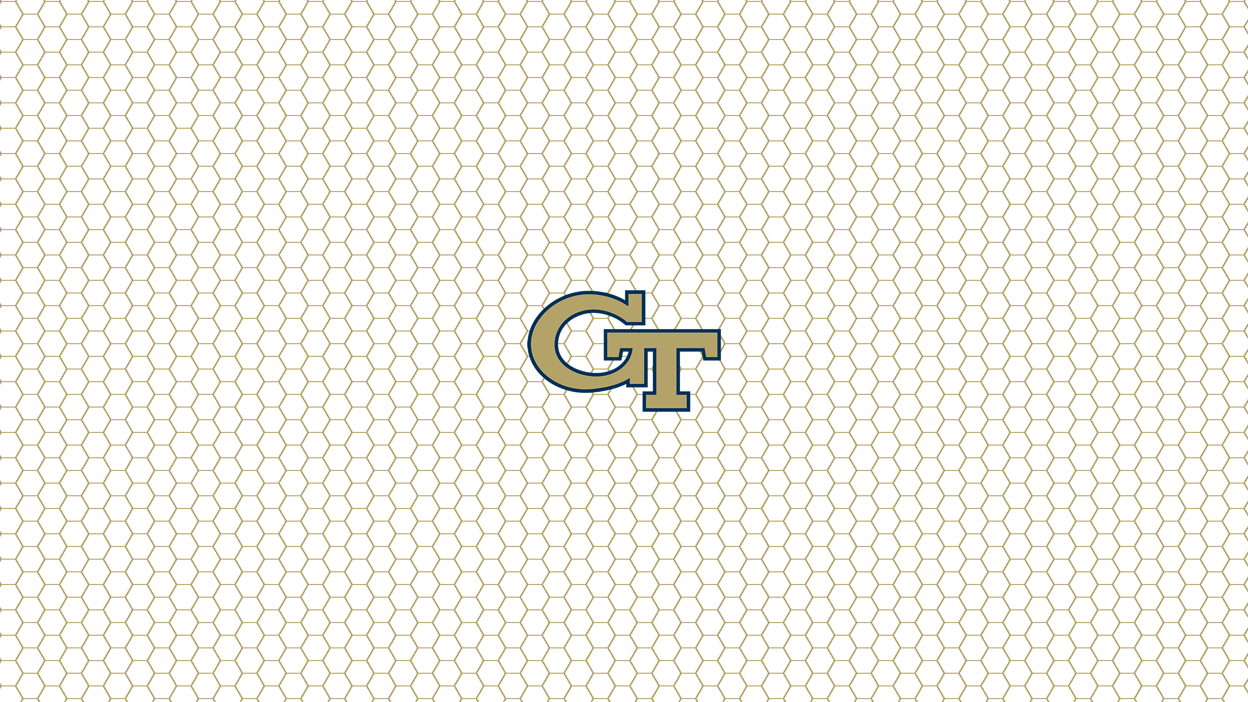 Georgia Tech Yellow Jackets (Honeycomb)