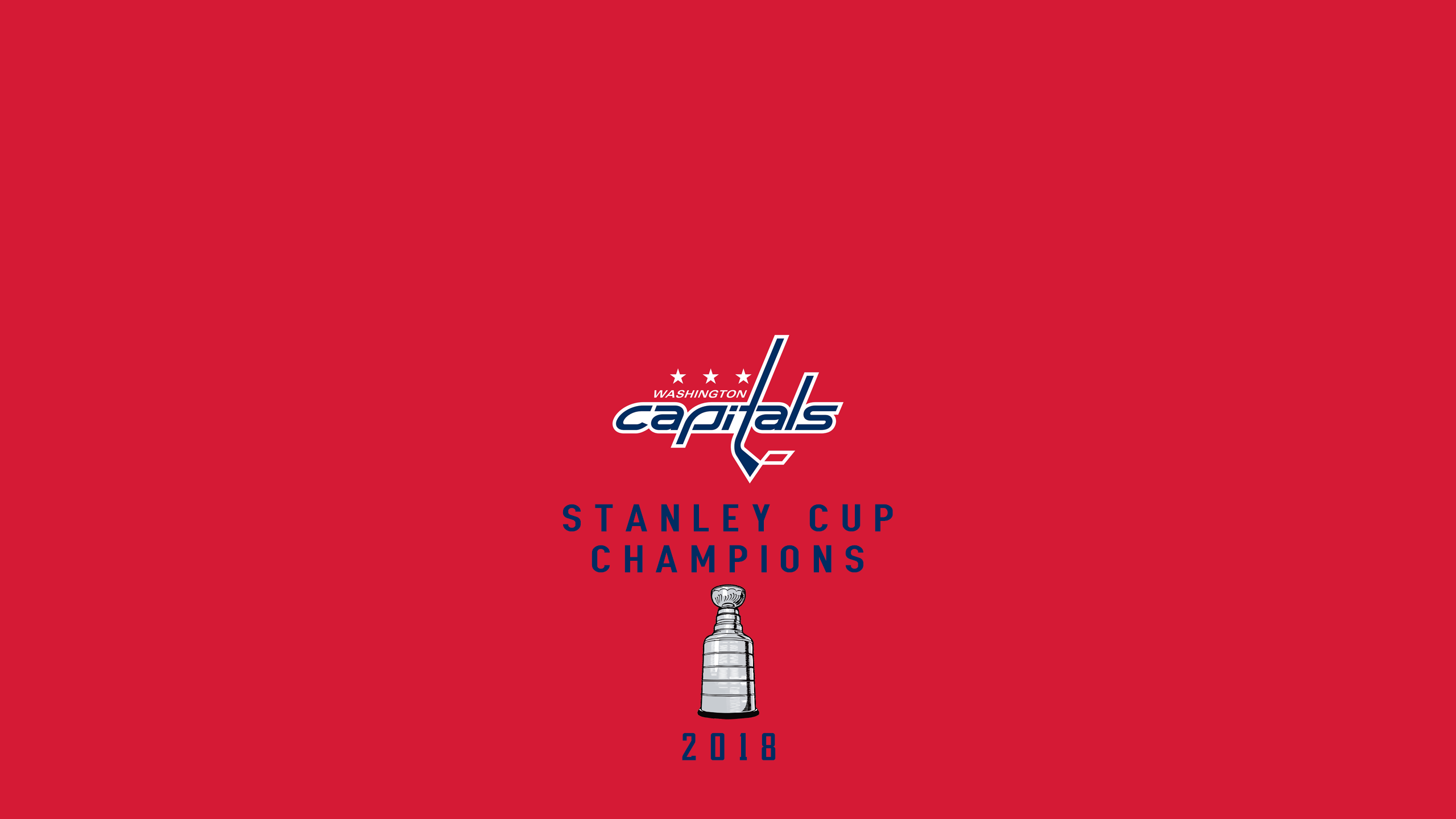 Washington Capitals - Stanley Cup