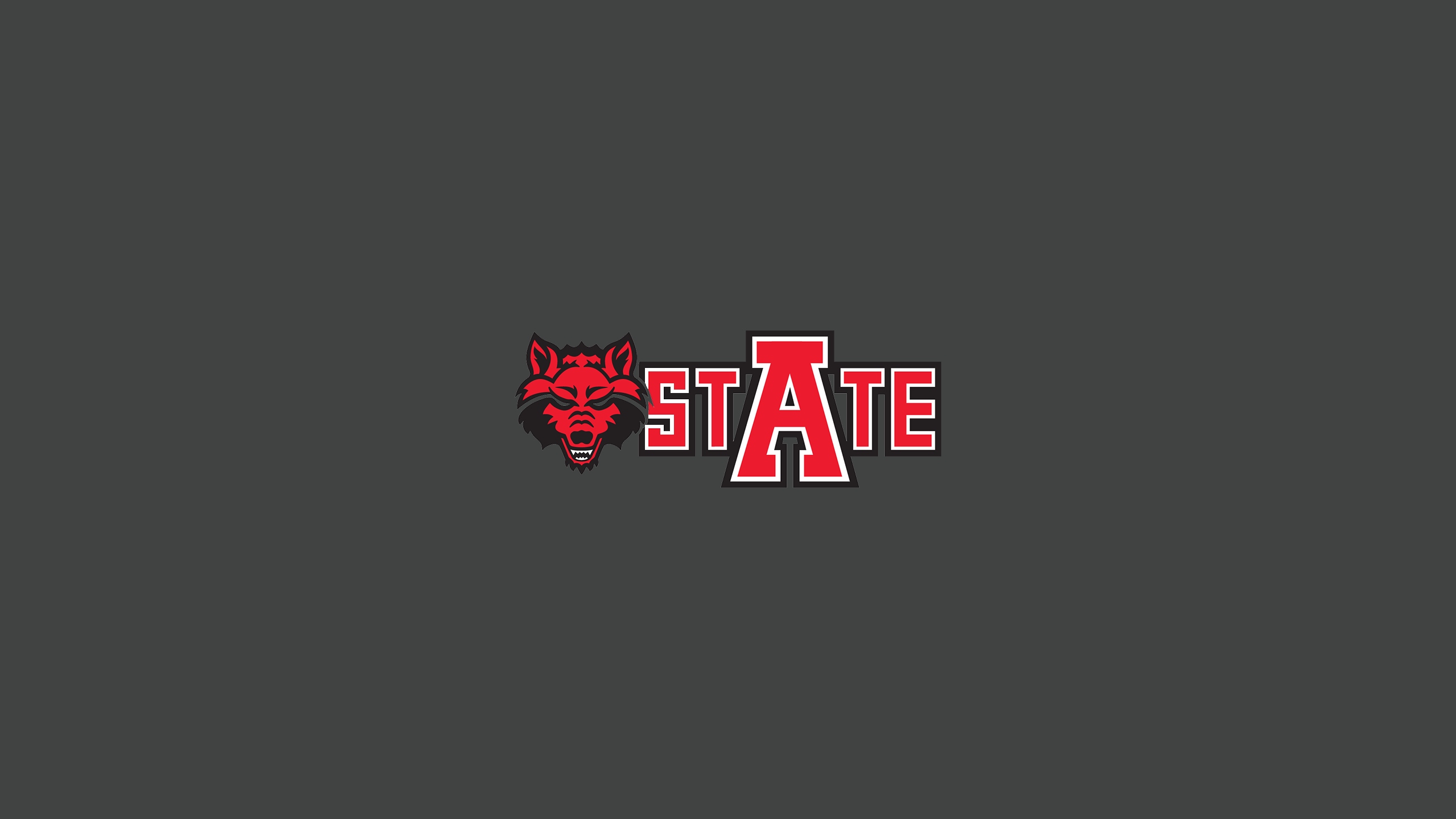 Arkansas State University Red Wolves