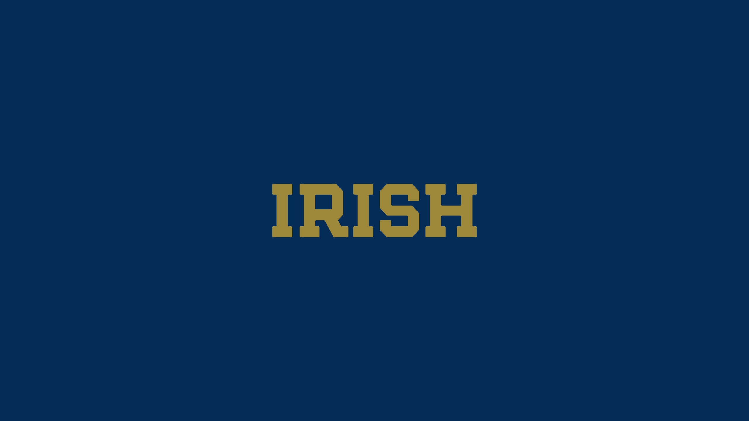 University of Notre Dame Fighting Irish