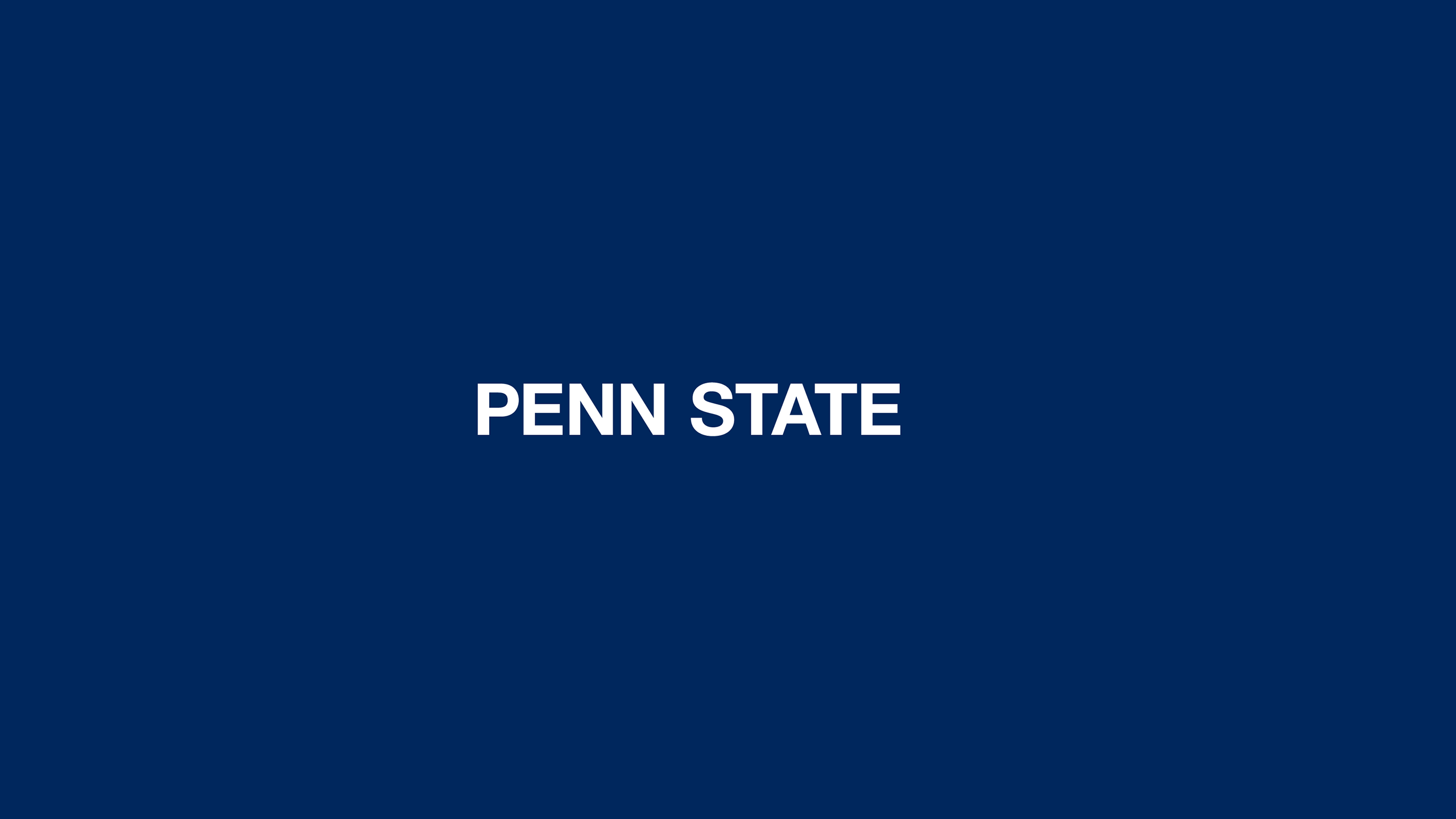 Penn State University Nittany Lions