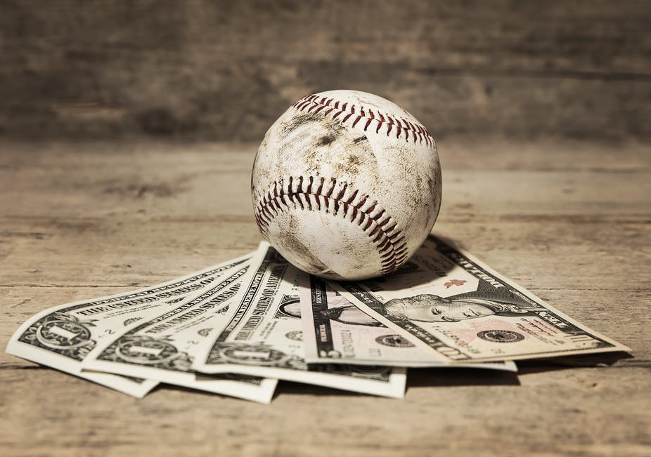 Money And Baseball