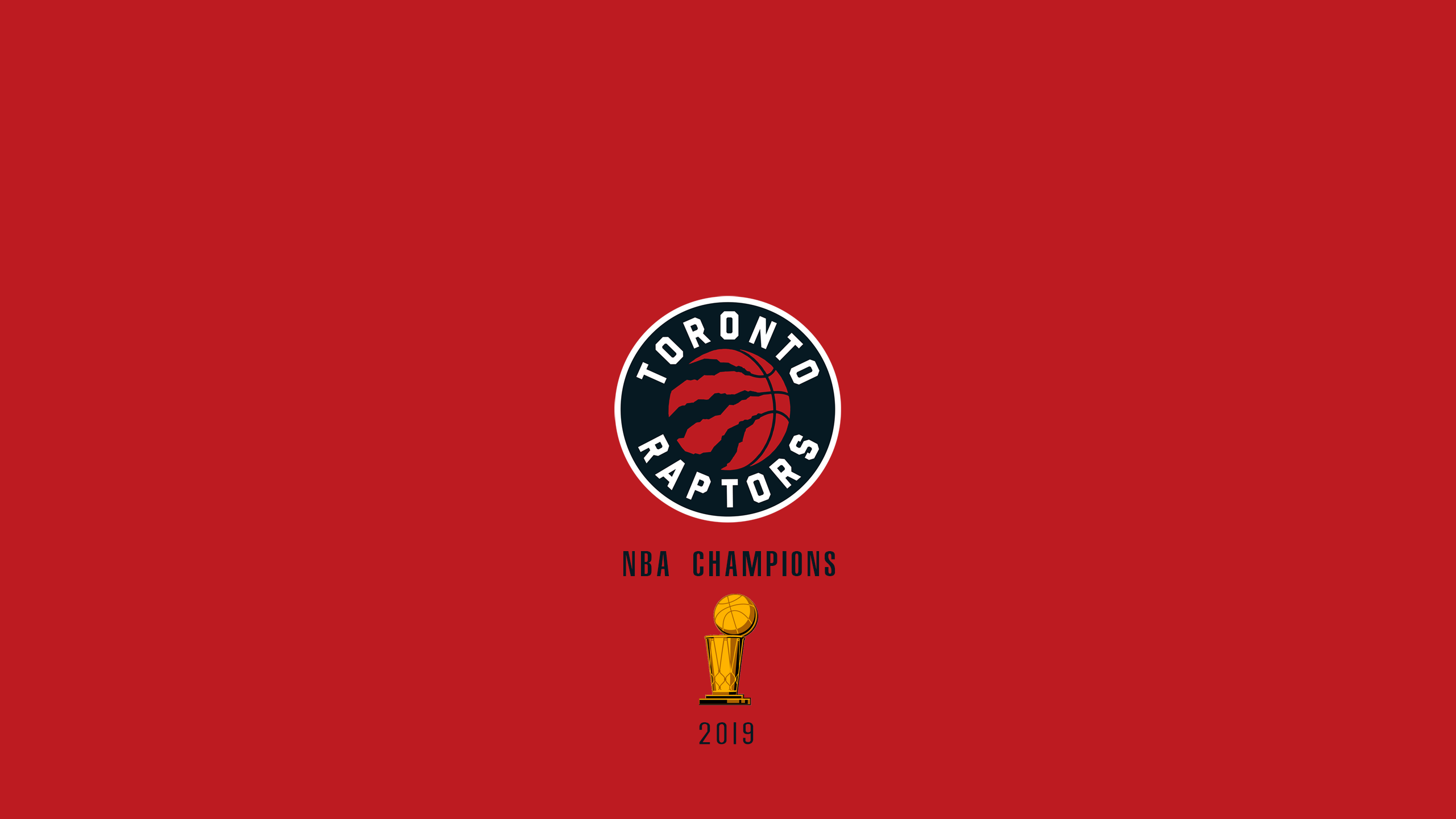 Toronto Raptors - NBA Champs