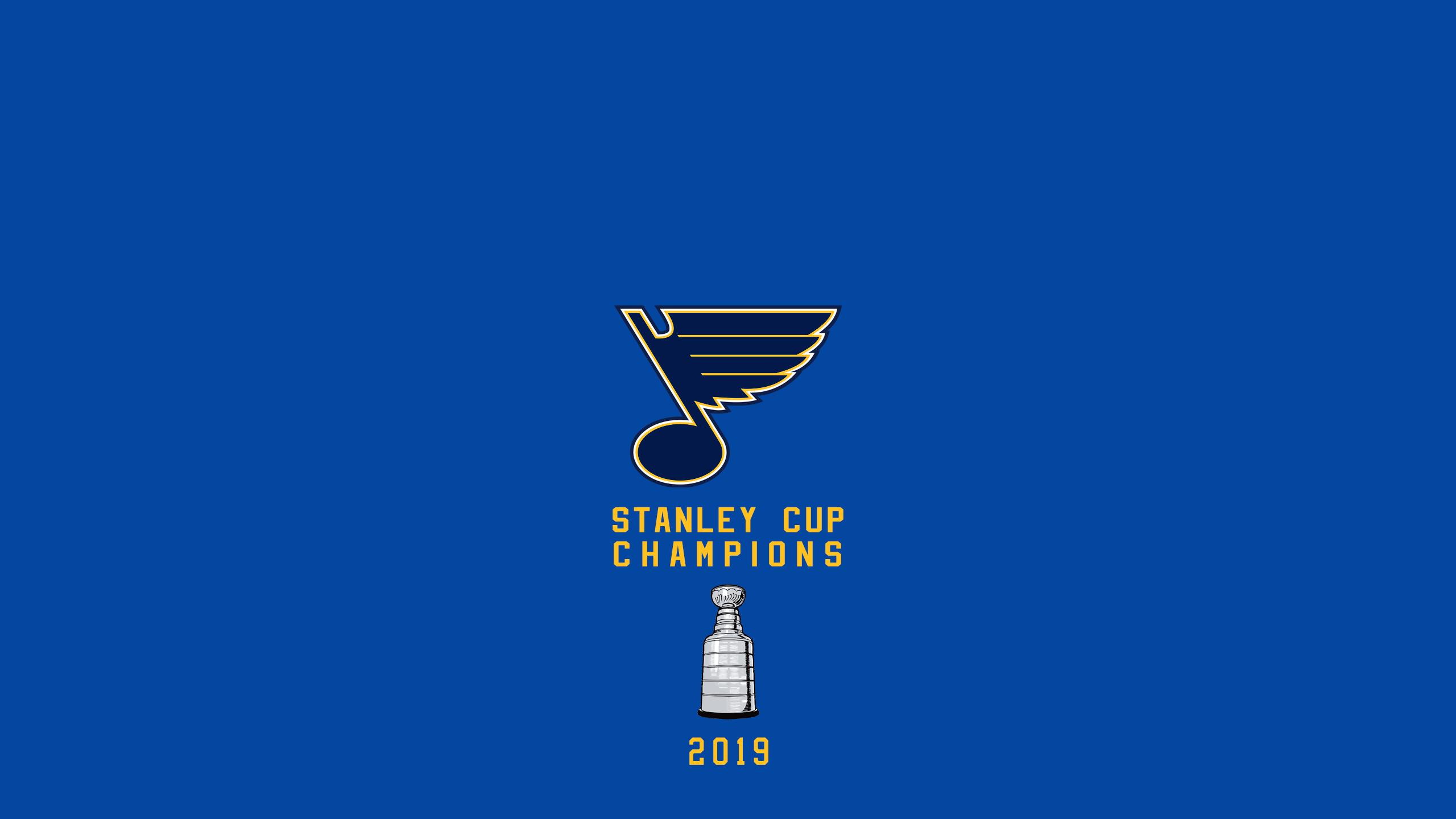 St. Louis Blues - Stanley Cup