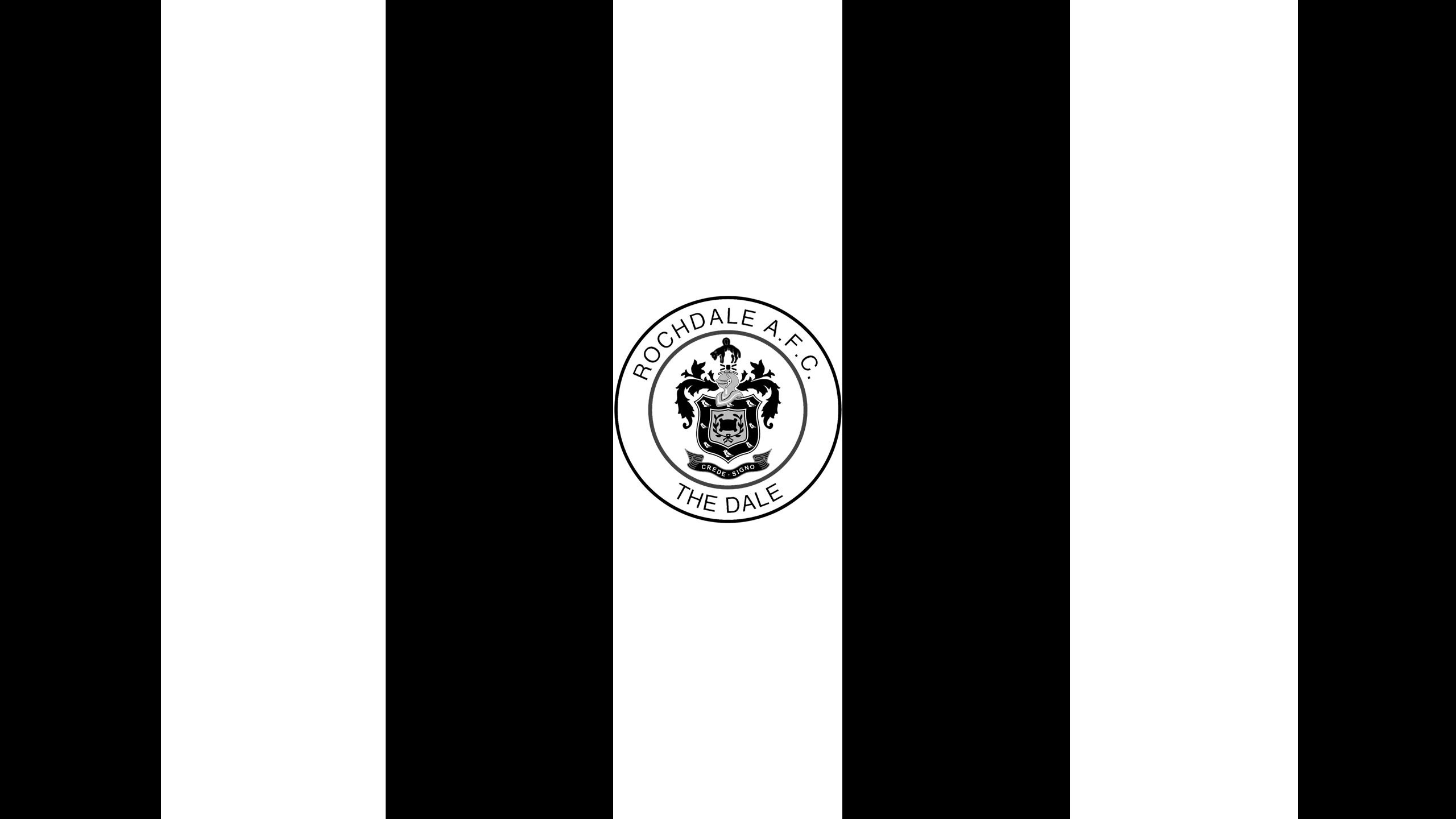 Rochdale A.F.C (Third)