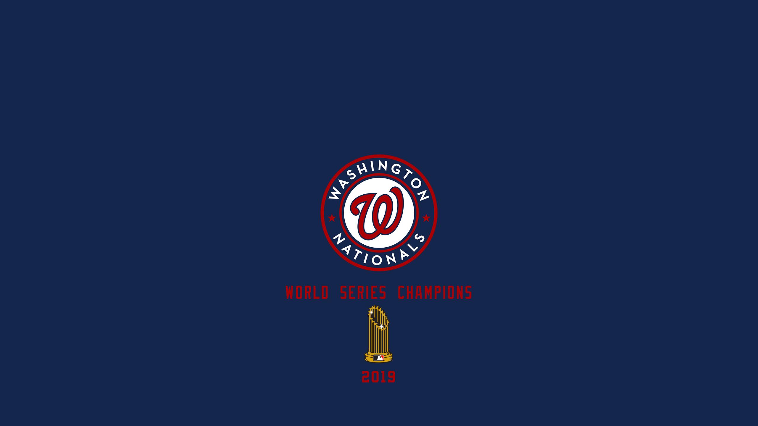 Washington Nationals - World Series Champs