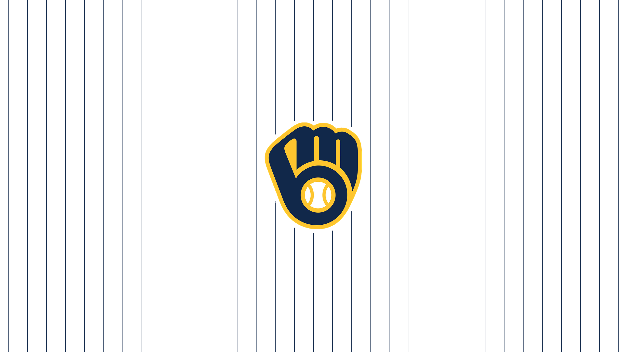 Milwaukee Brewers (Pinstripes)
