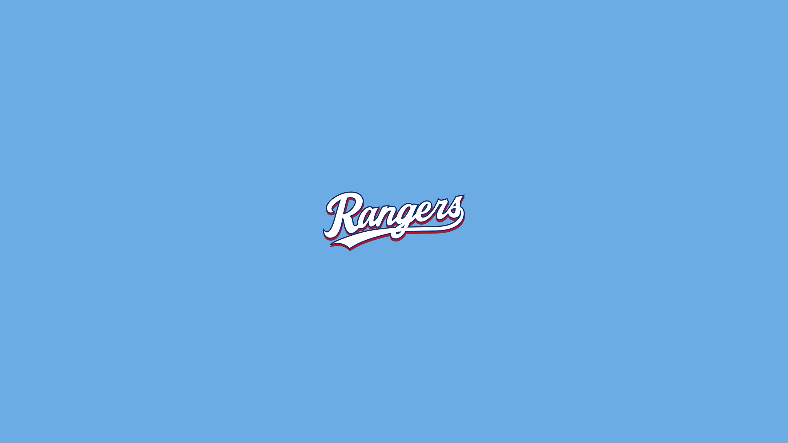 Texas Rangers (Baby Blue)