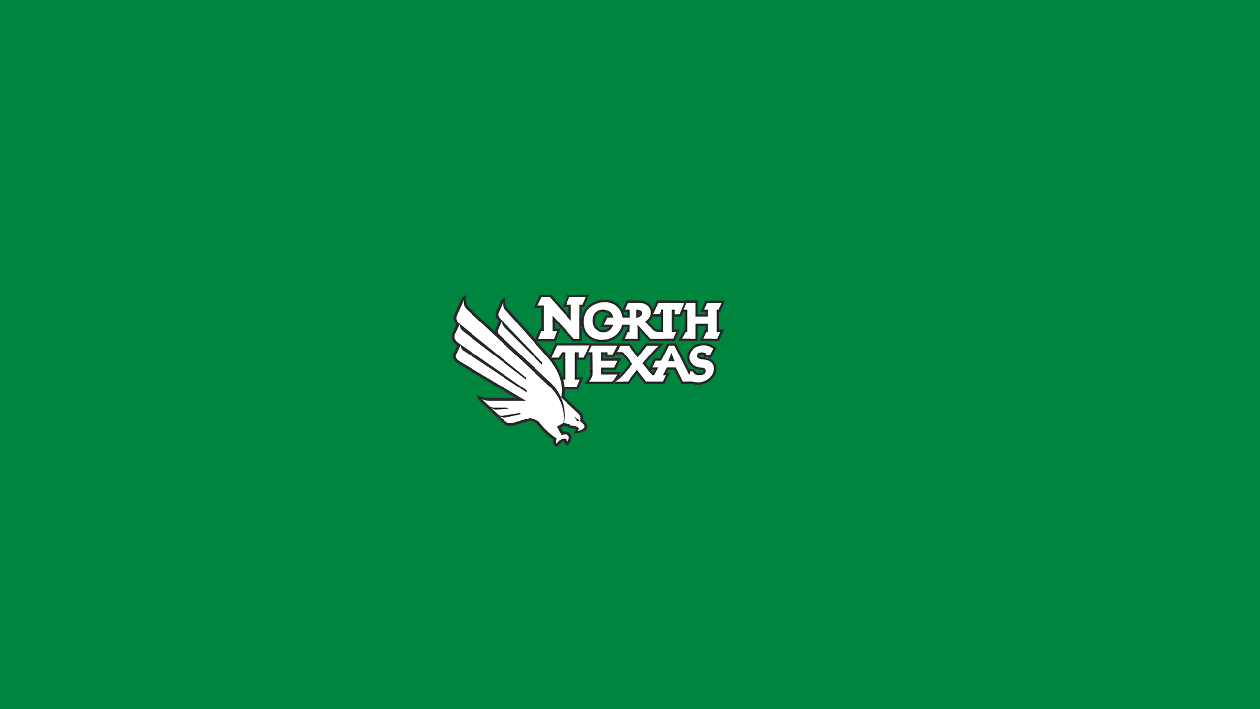 University of North Texas Mean Green