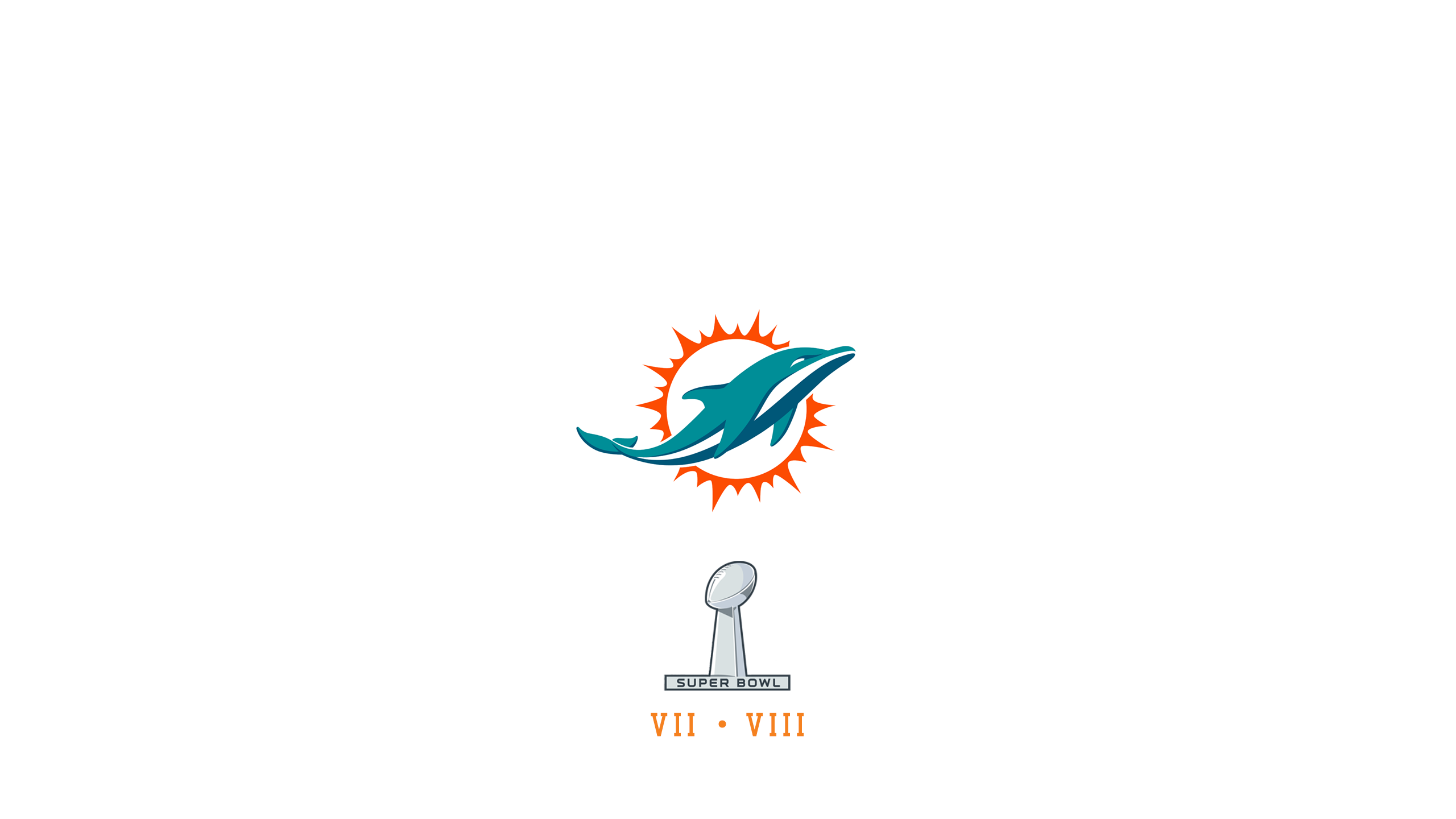 Miami Dolphins - SB Champs