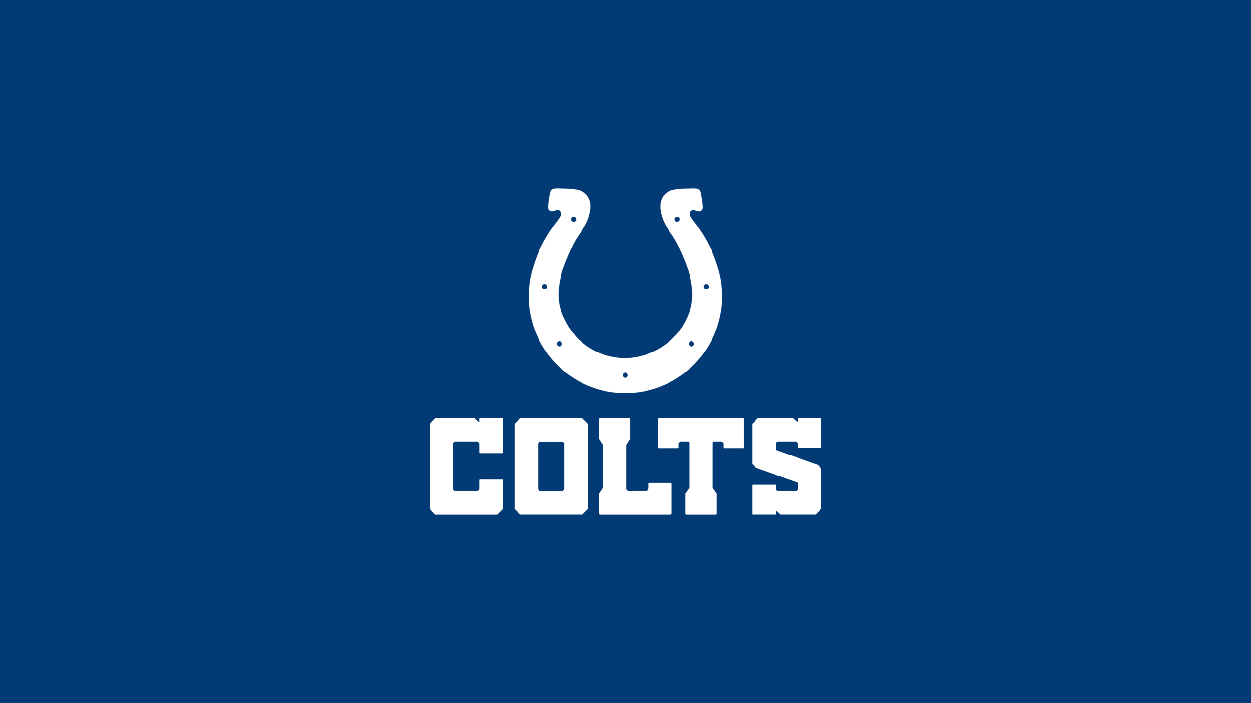 Indianapolis Colts (Wordmark)