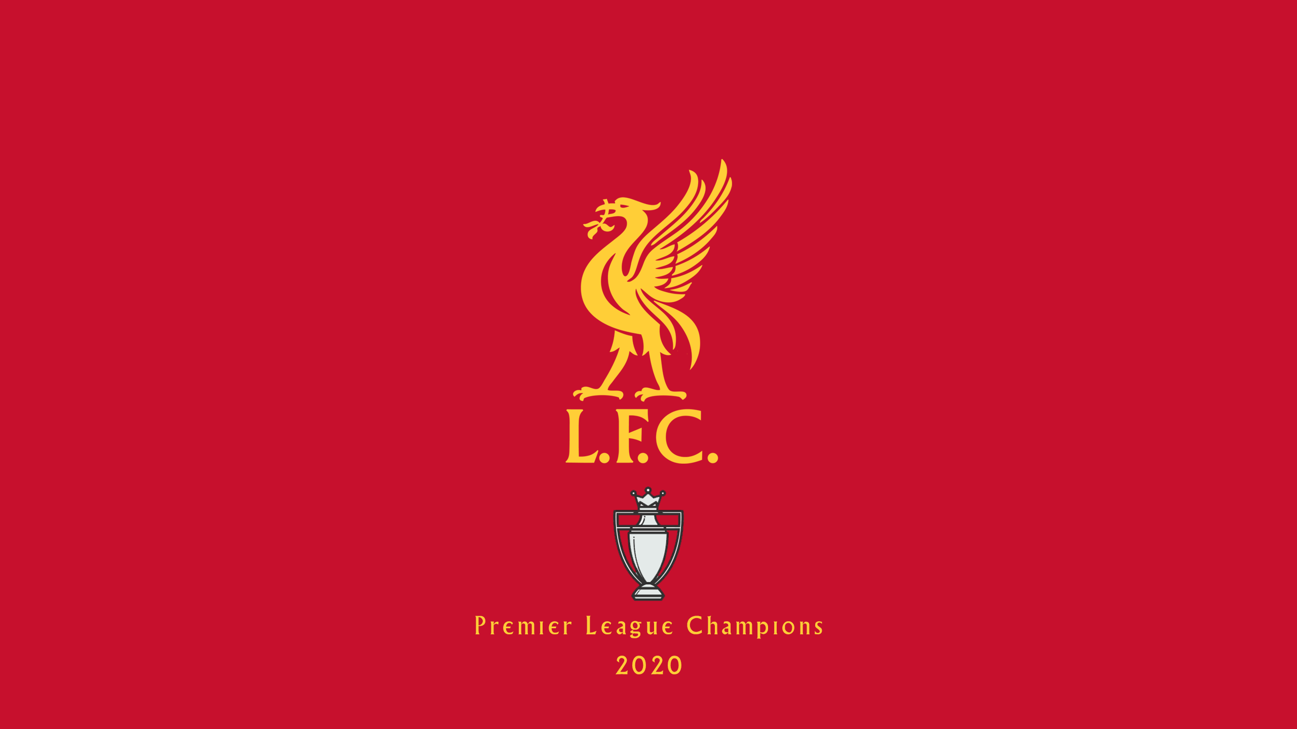Liverpool FC - EPL Champs