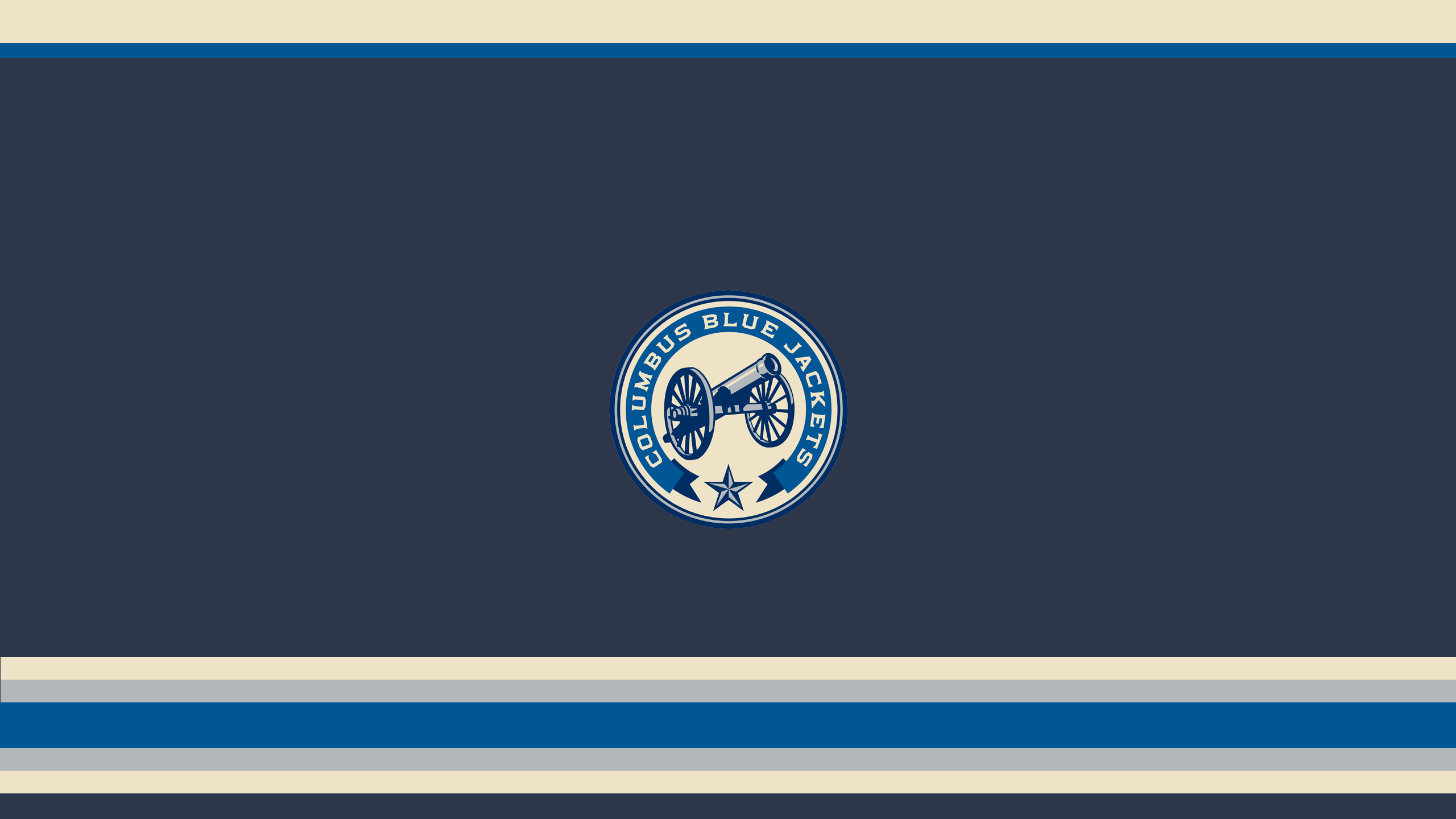 Columbus Blue Jackets (Third)