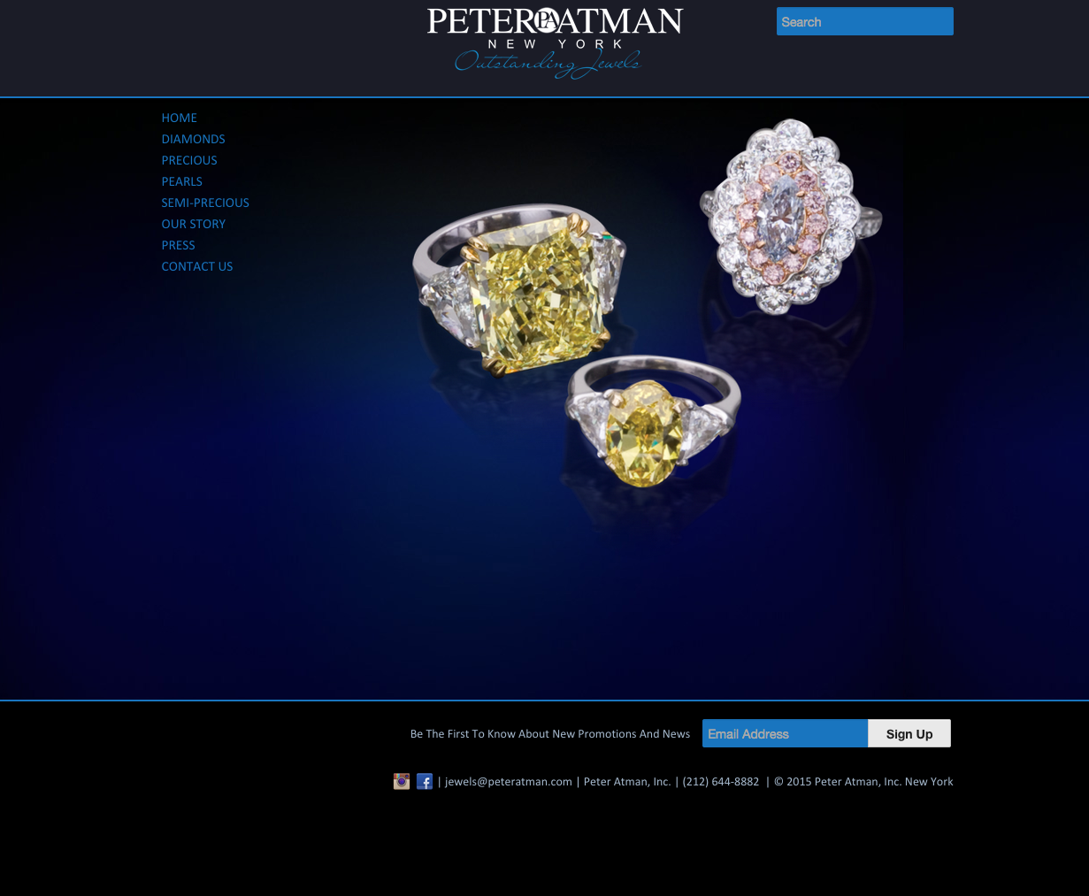 Peter Atman Hompage - Other View