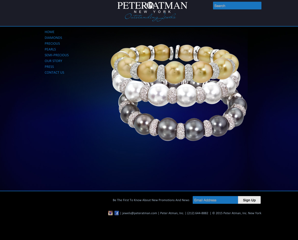 Peter Atman Homepage