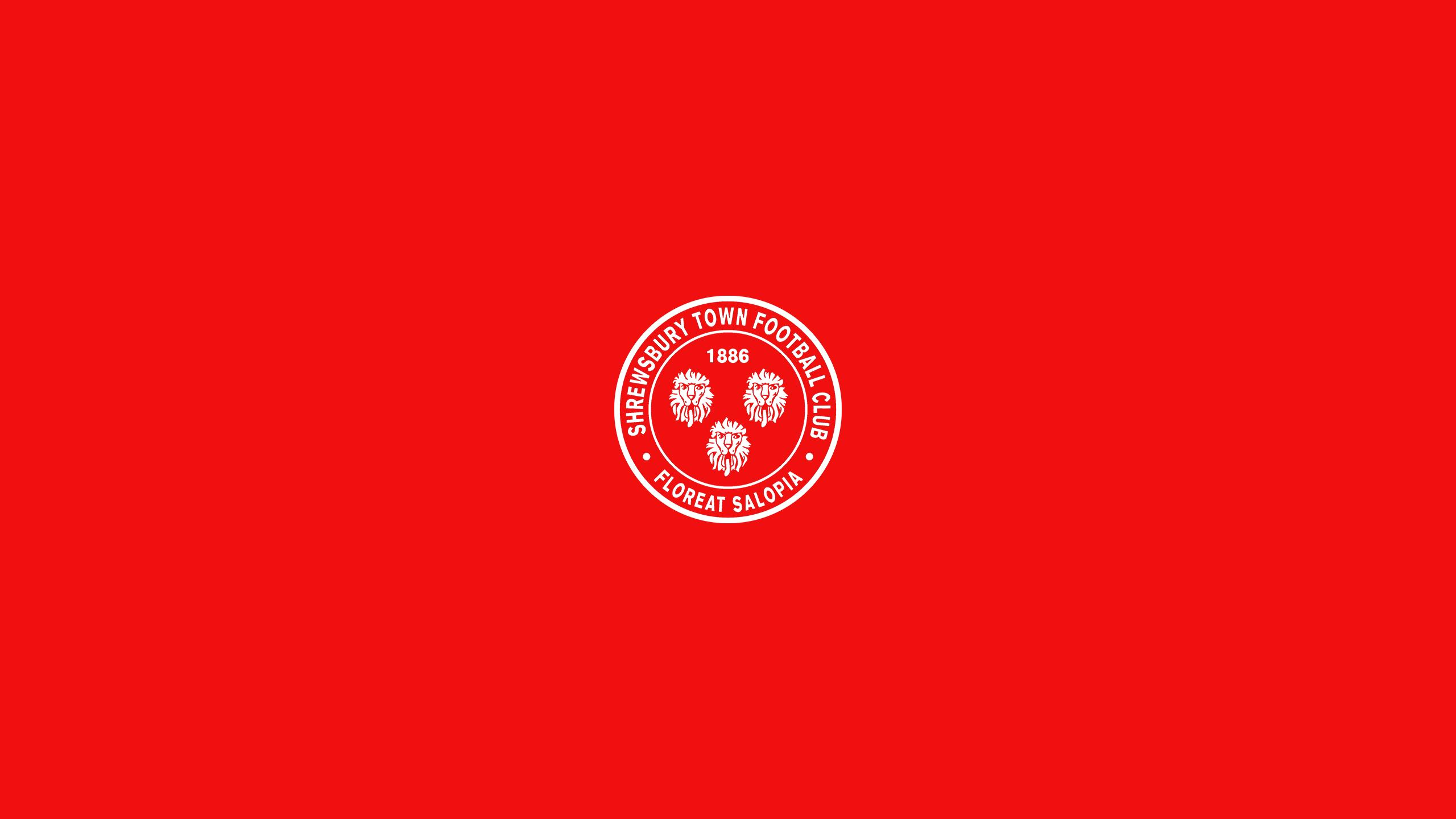 Shrewsbury Town FC (Third)
