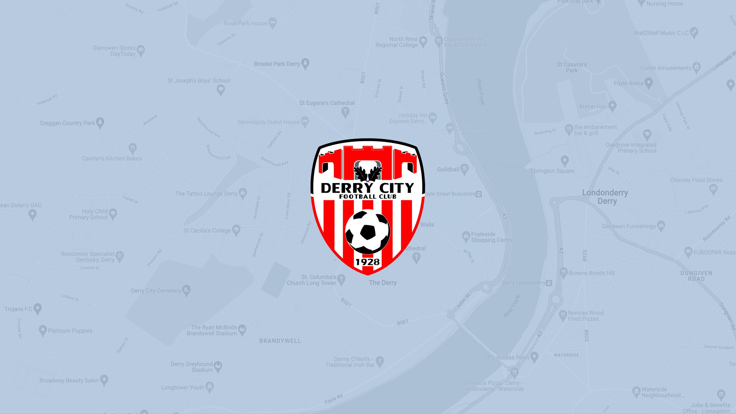Derry City FC (Away)
