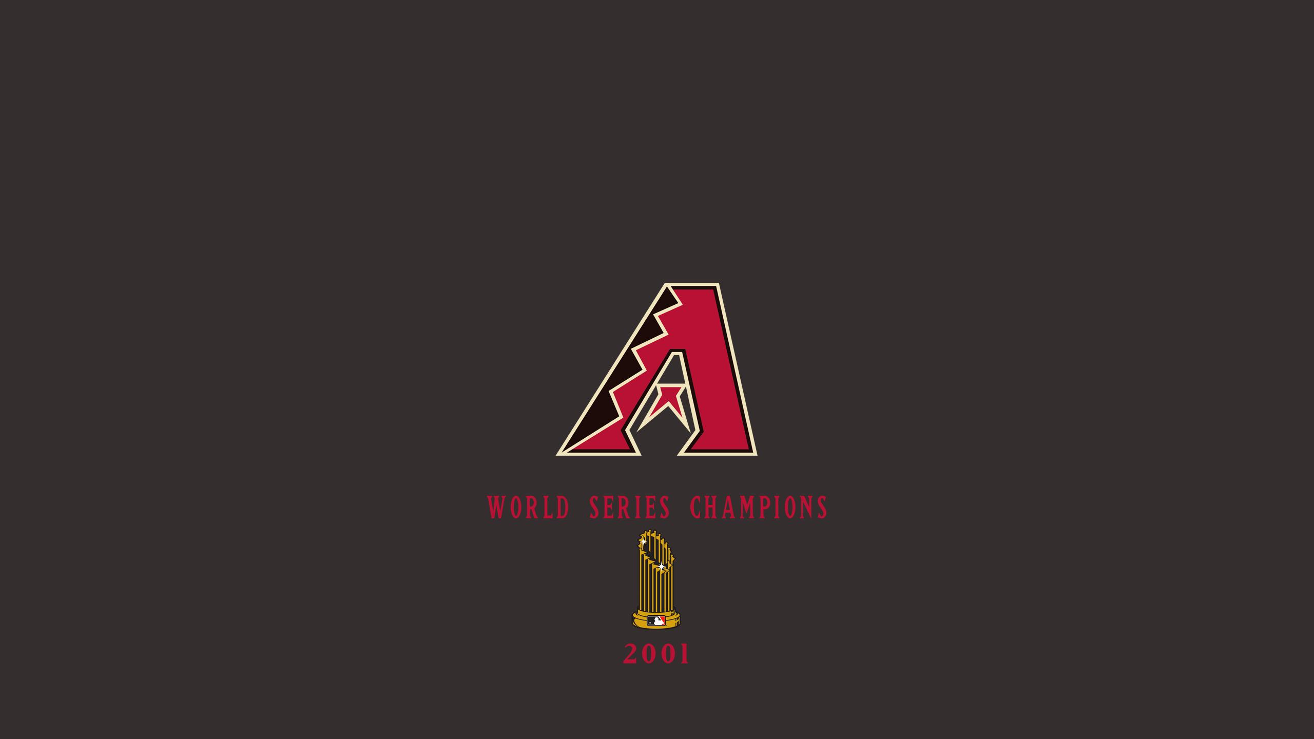 Arizona Diamondbacks - World Series Champs