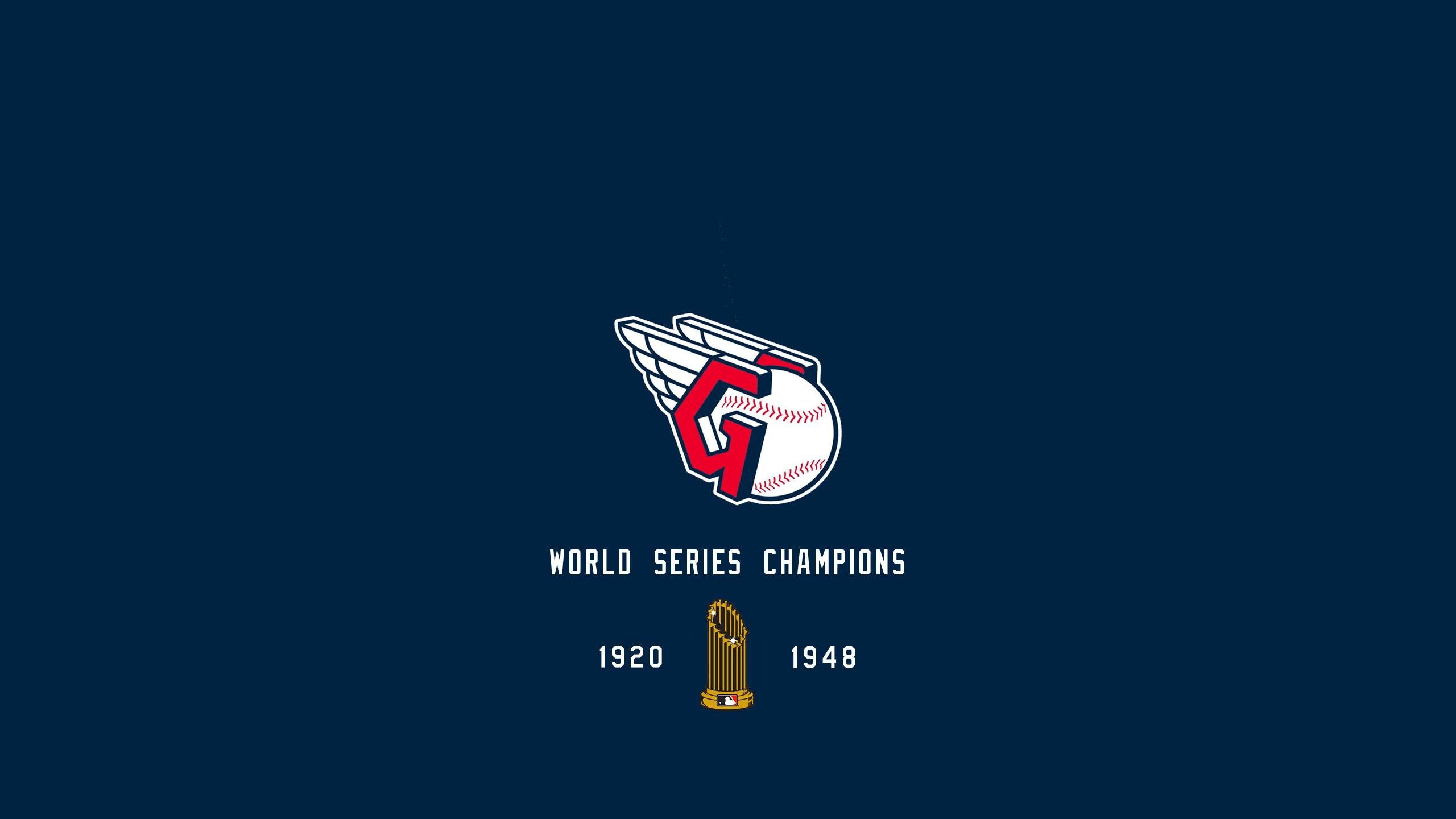 Cleveland Guardians - World Series Champs