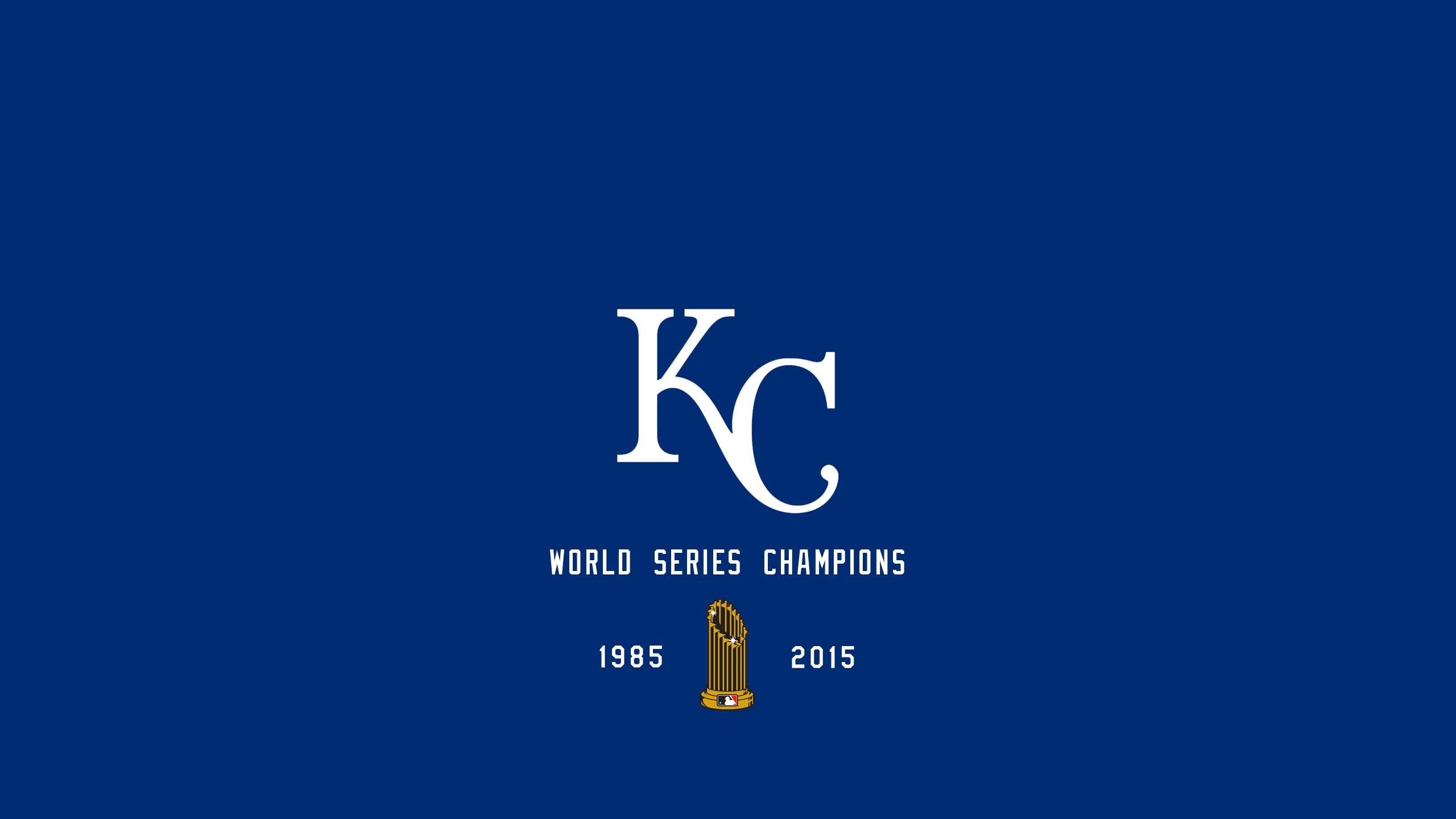 Kansas City Royals - World Series Champs