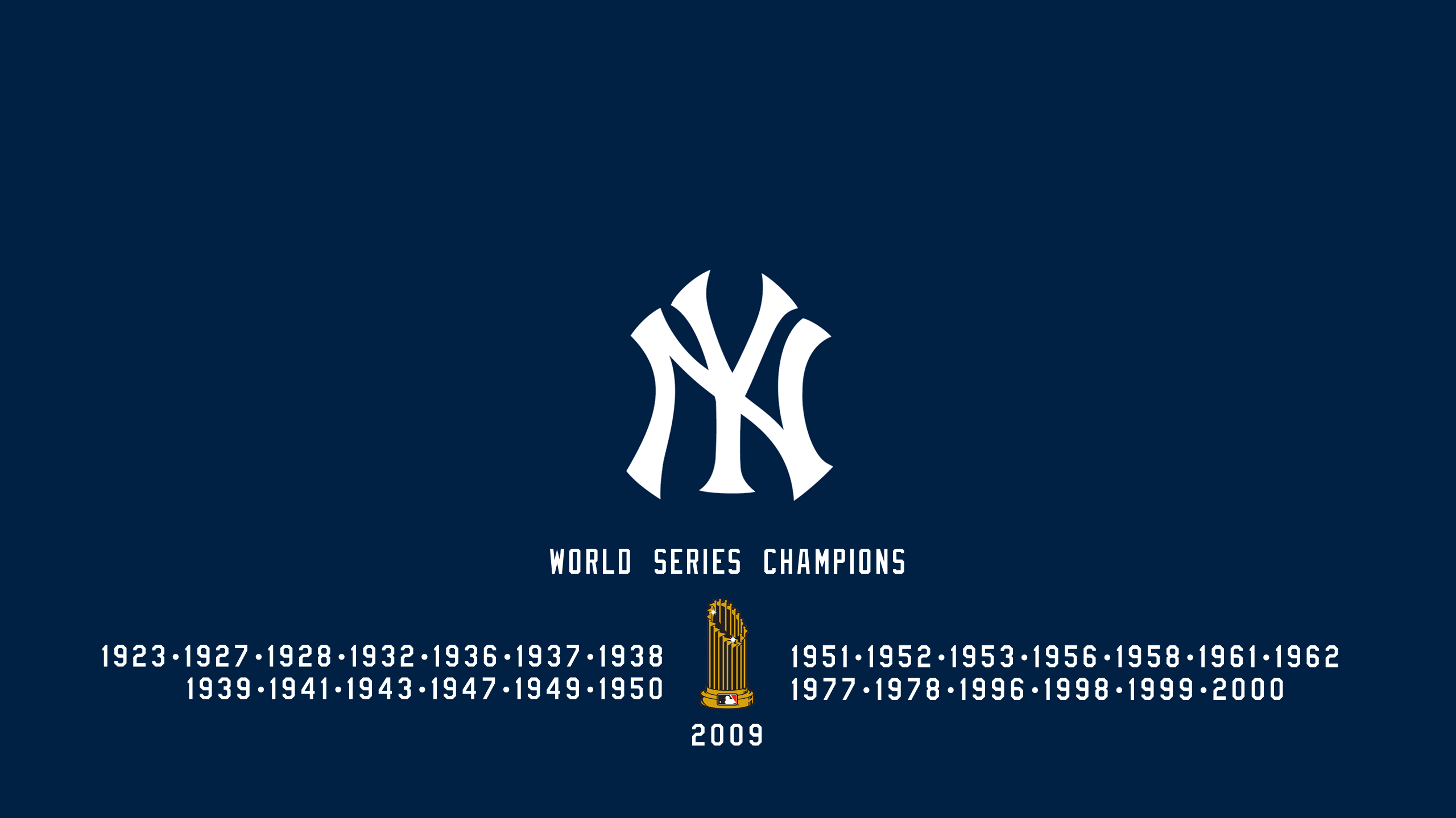 New York Yankees - World Series Champs