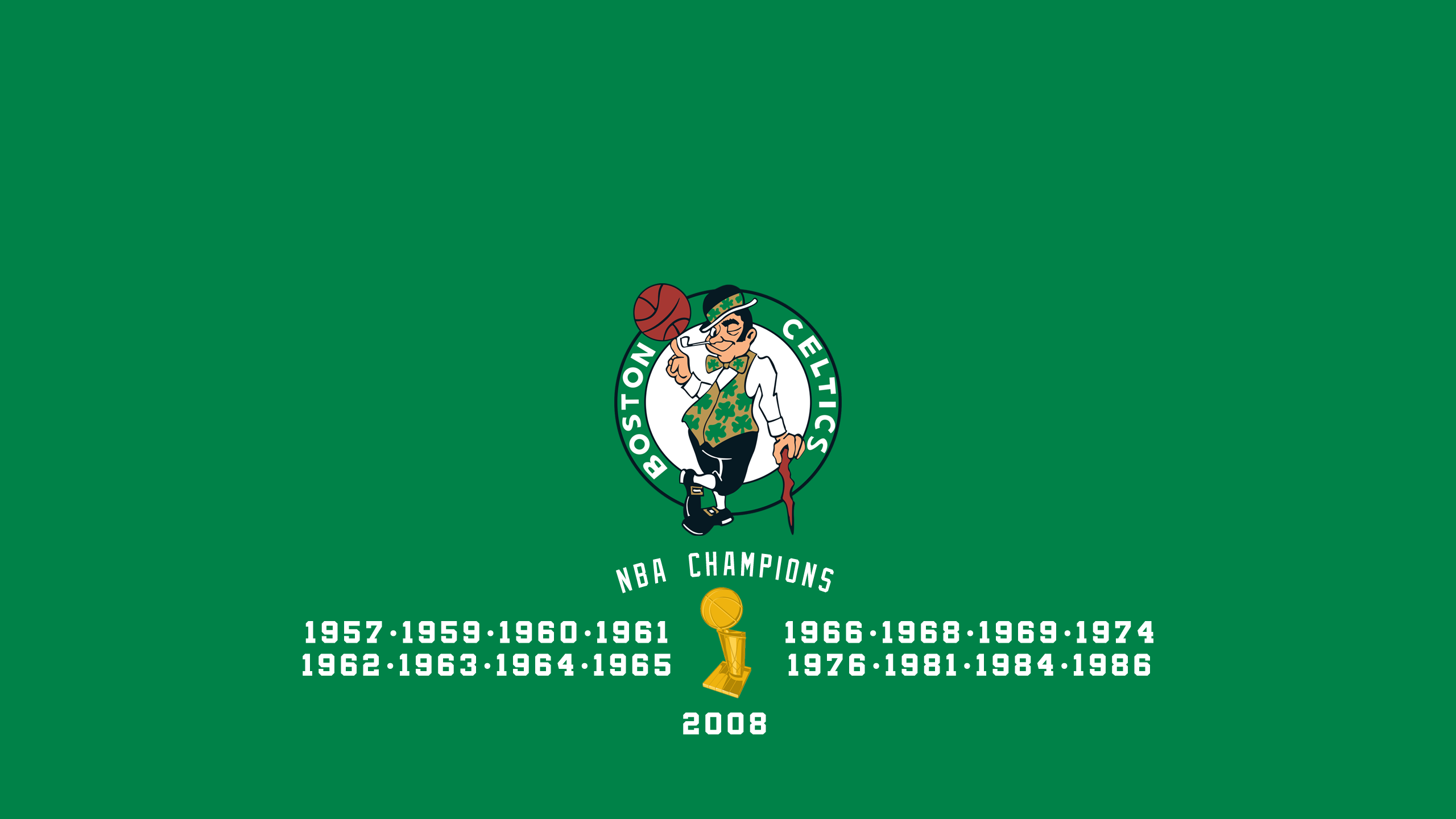 Boston Celtics - NBA Champs