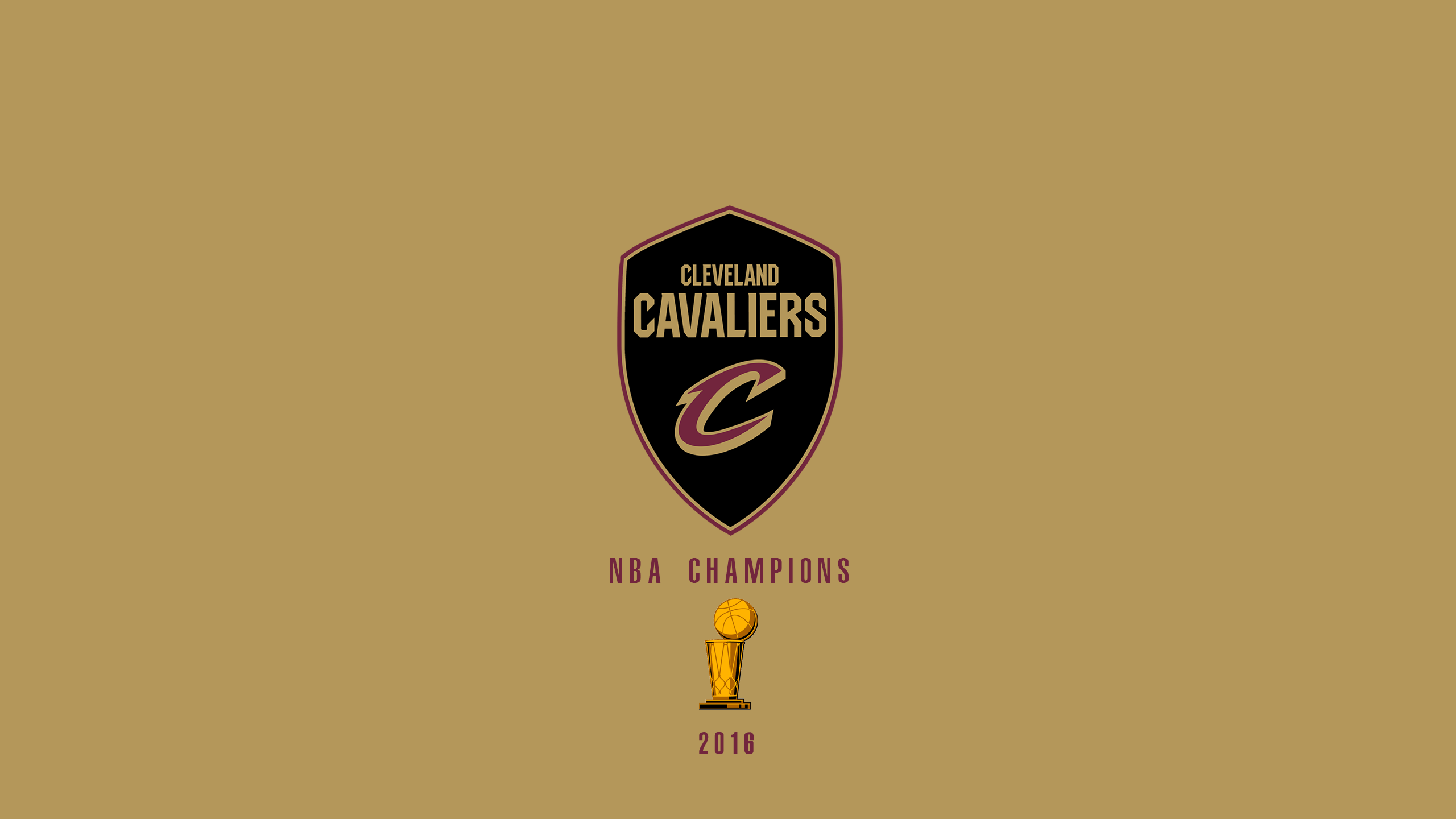 Cleveland Cavaliers - NBA Champs