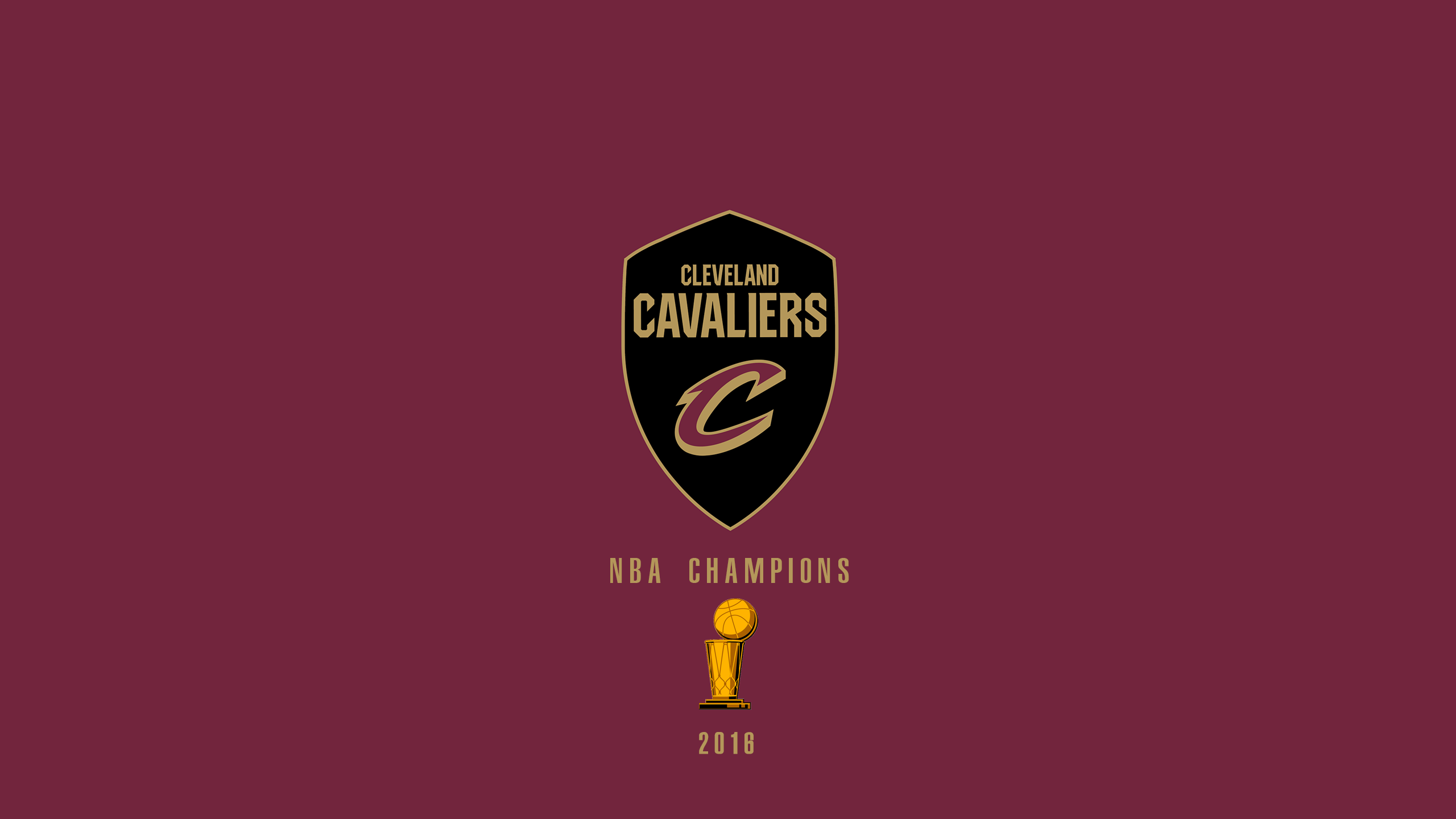 Cleveland Cavaliers – NBA Champs