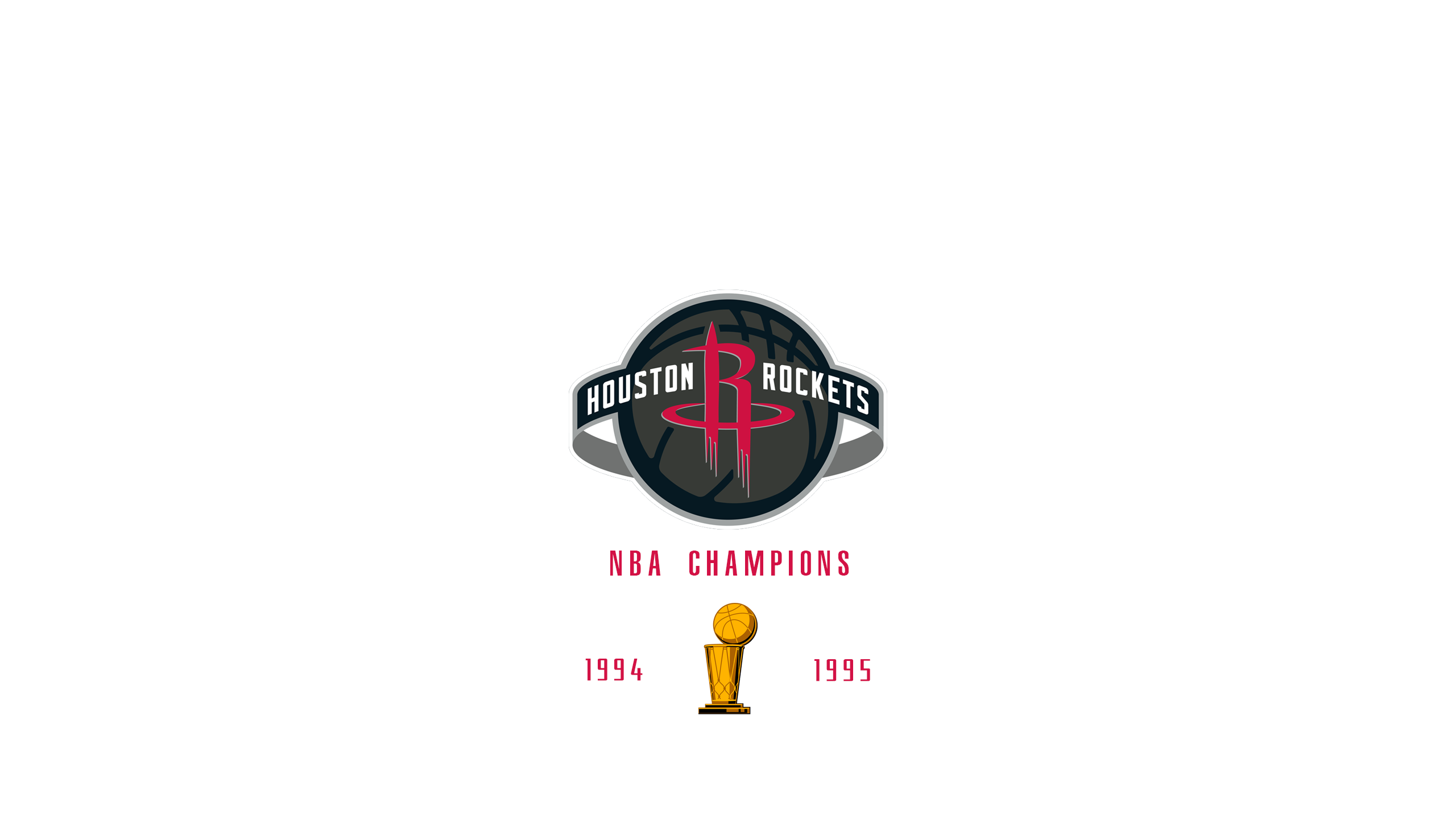 Houston Rockets - NBA Champs