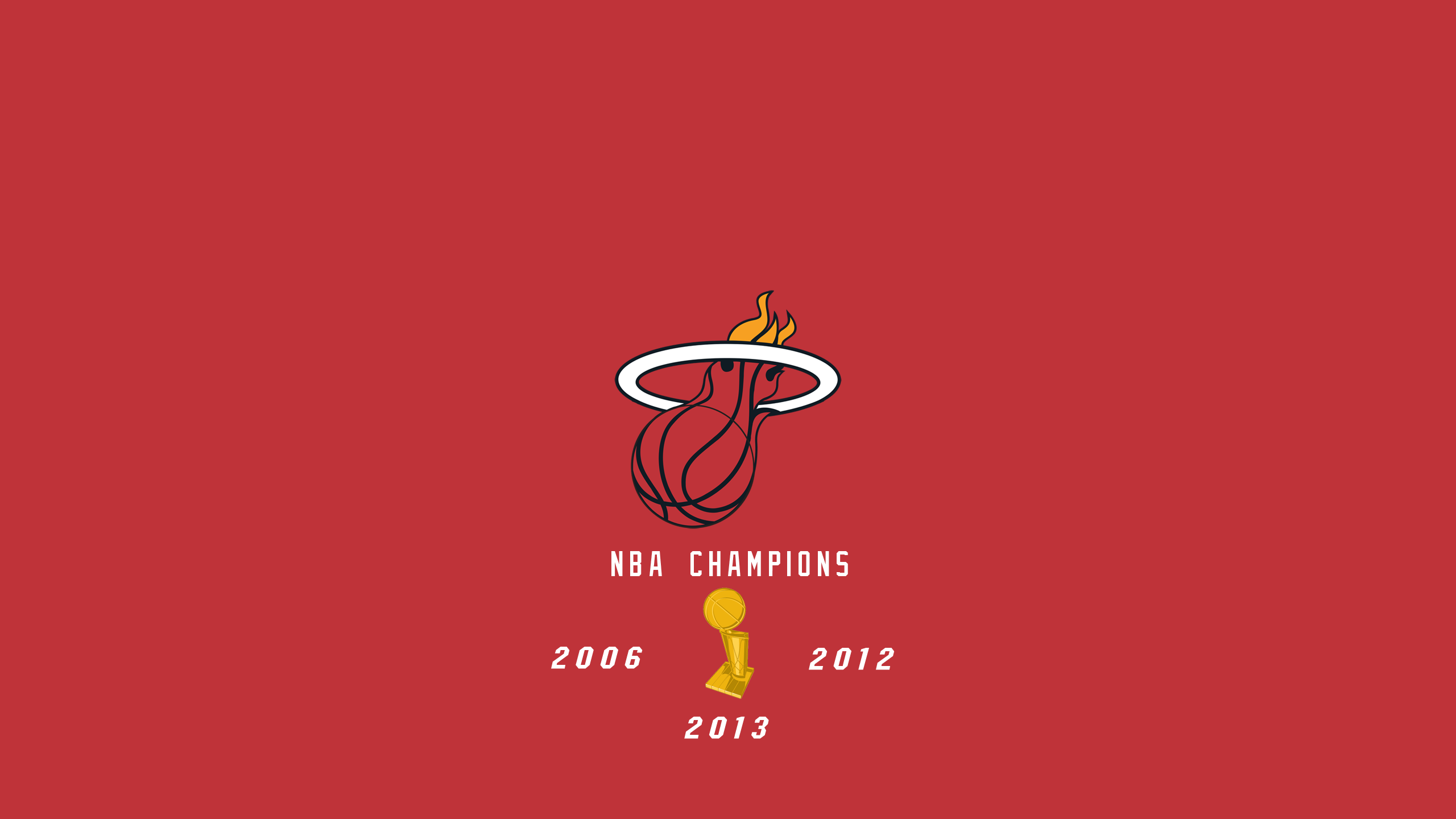 Miami Heat - NBA Champs
