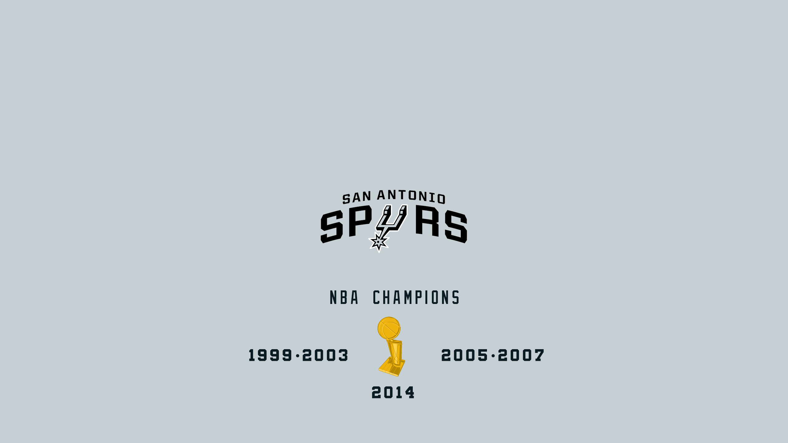 San Antonio Spurs - NBA Champs