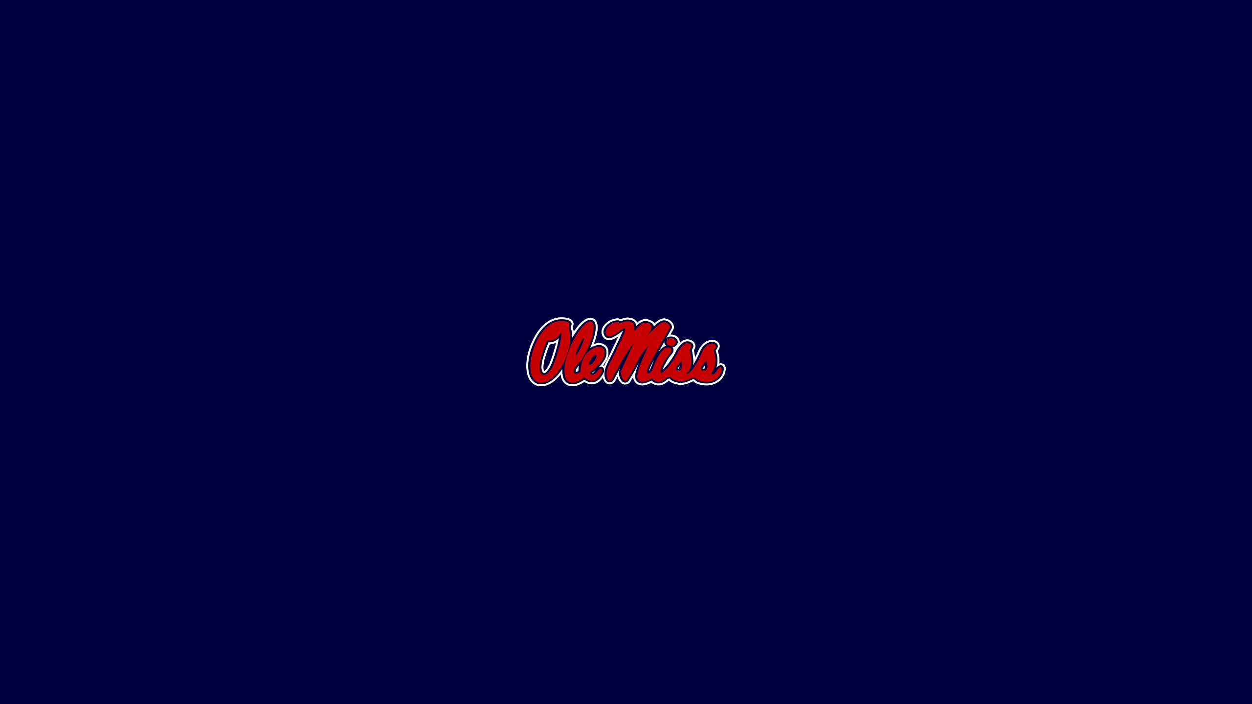 University of Mississippi Rebels