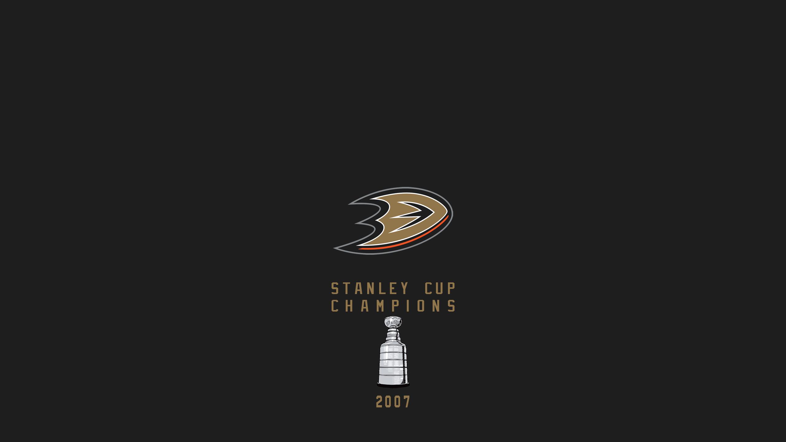 Anaheim Ducks - Stanley Cup