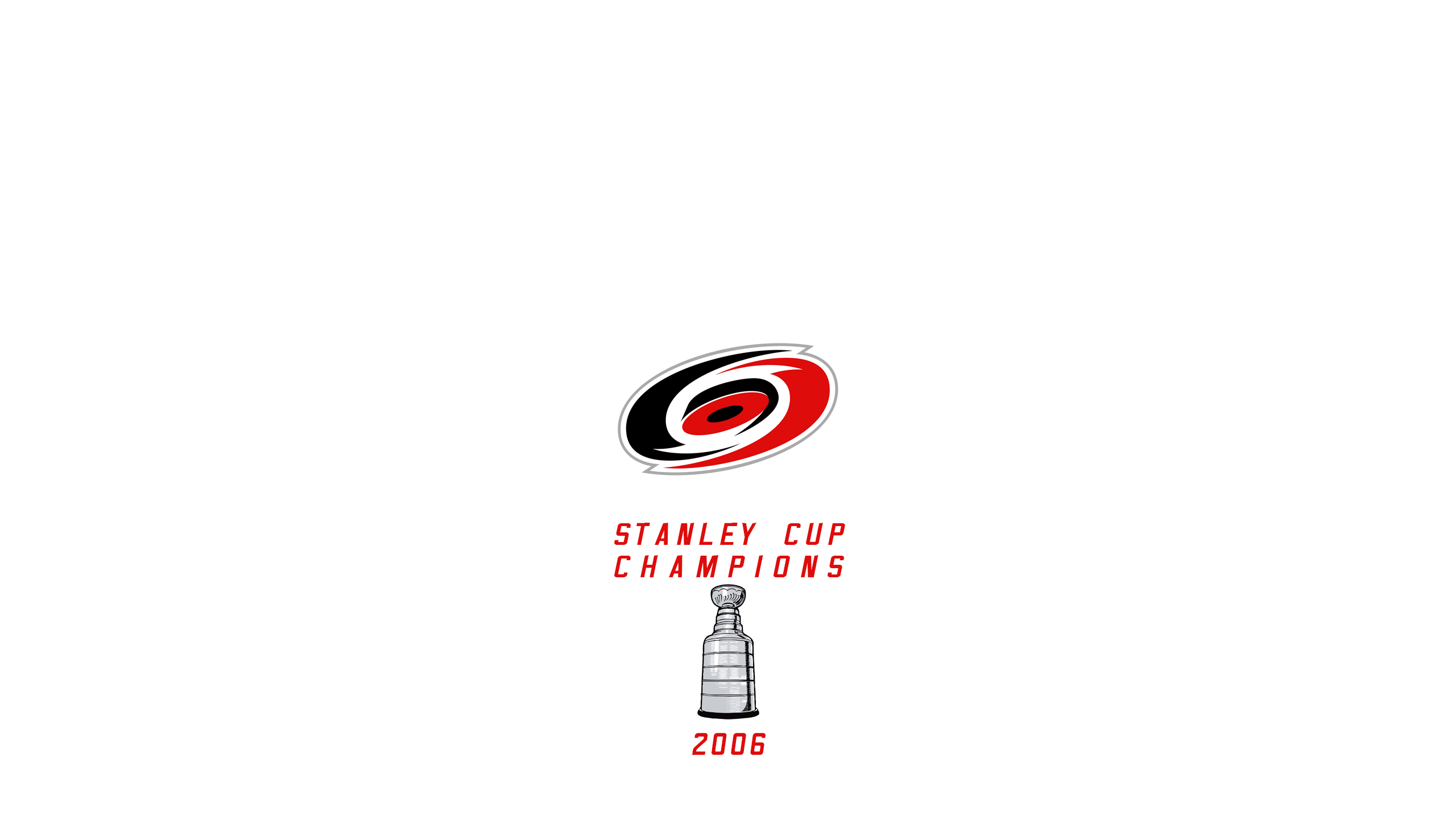 Carolina Hurricanes - Stanley Cup