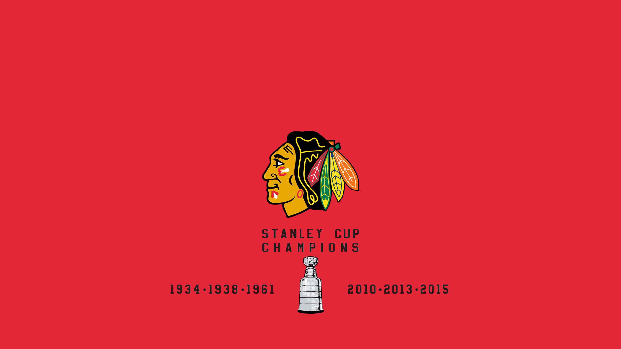 Chicago Blackhawks - Stanley Cup