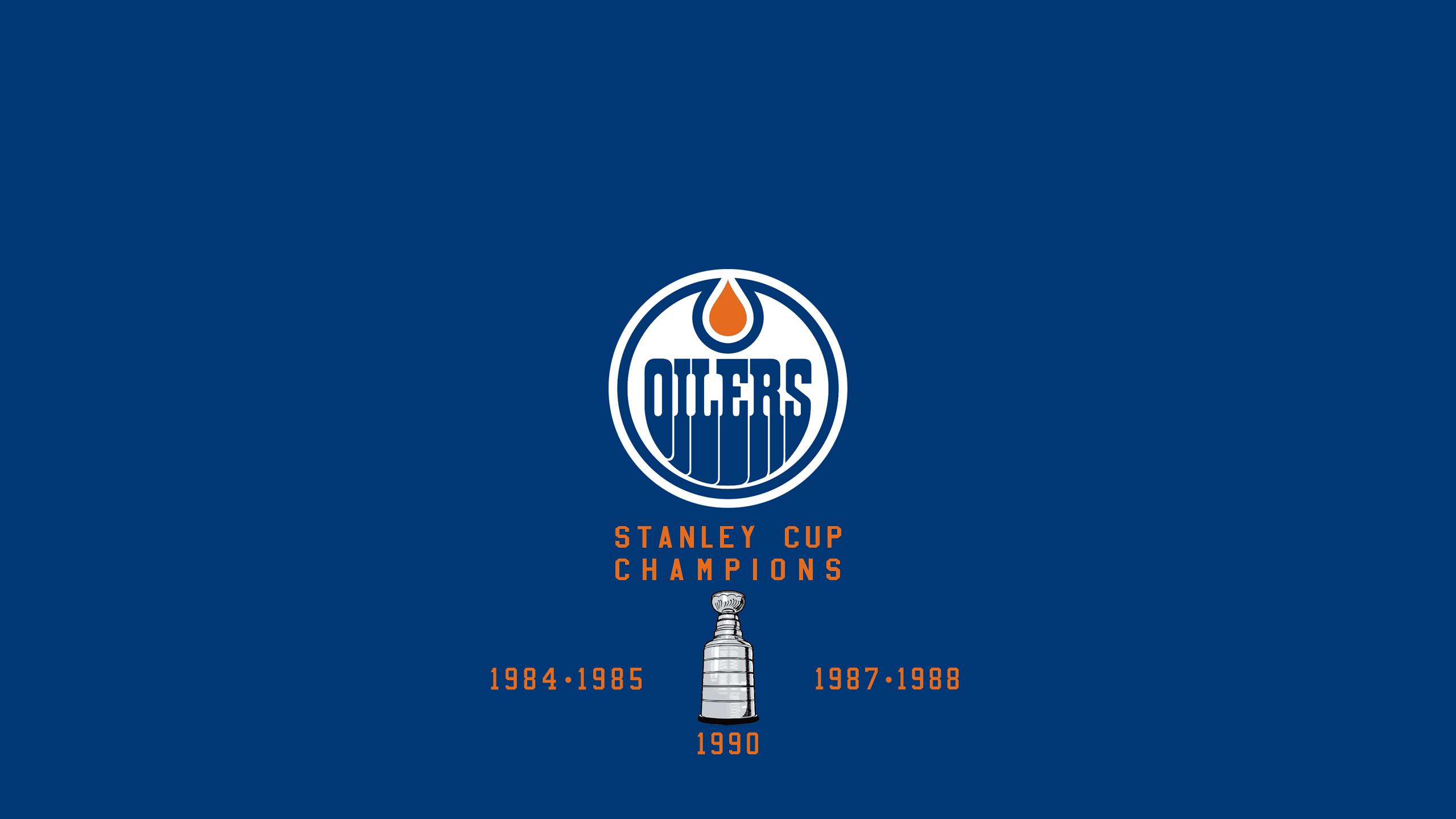 Edmonton Oilers - Stanley Cup