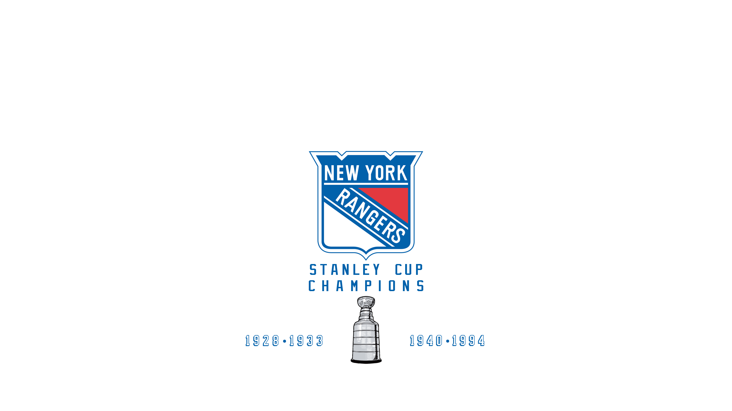 New York Rangers - Stanley Cup
