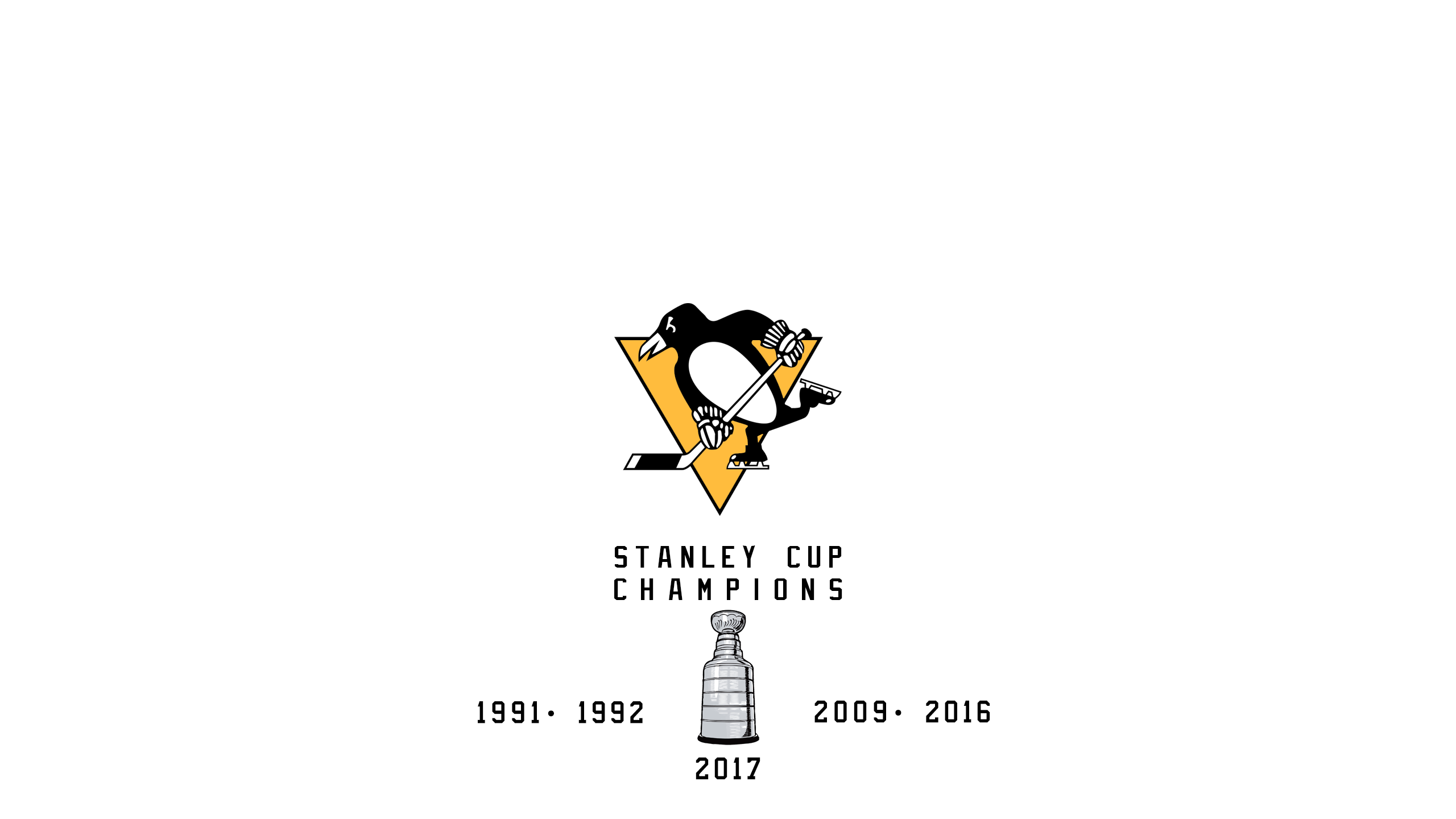 Pittsburgh Penguins - Stanley Cup